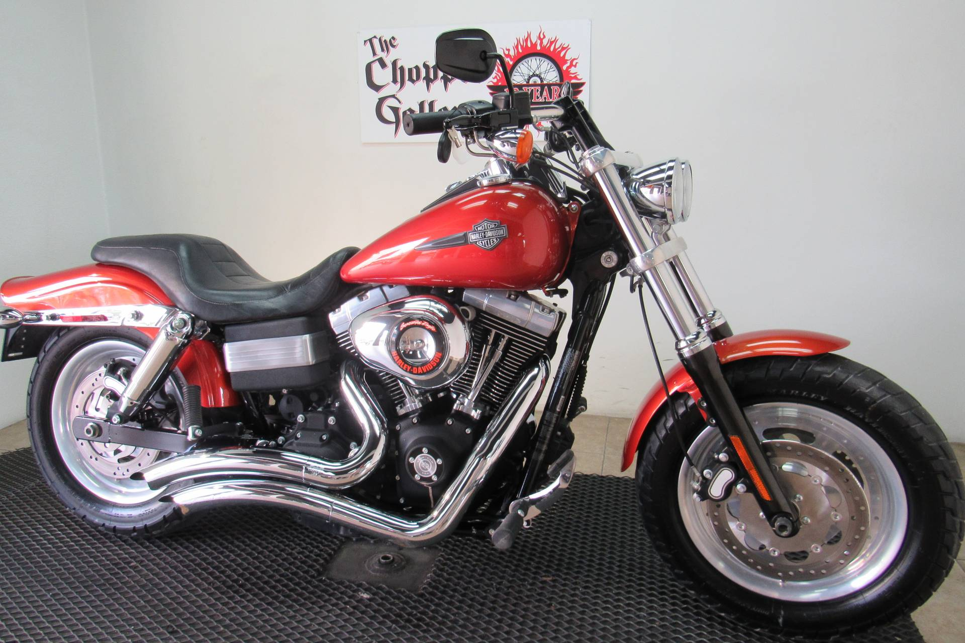 2011 Harley-Davidson Dyna® Fat Bob® in Temecula, California - Photo 3