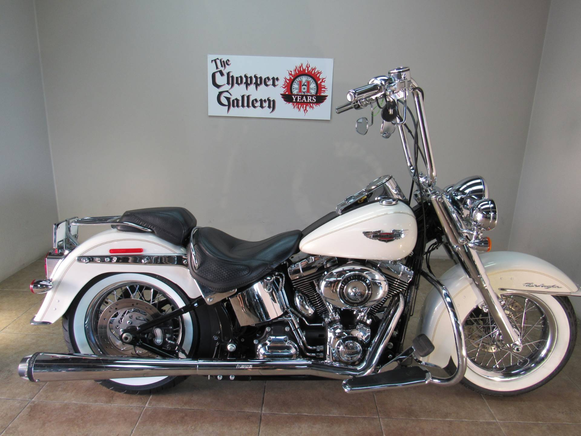 2014 Harley-Davidson Softail® Deluxe in Temecula, California - Photo 3