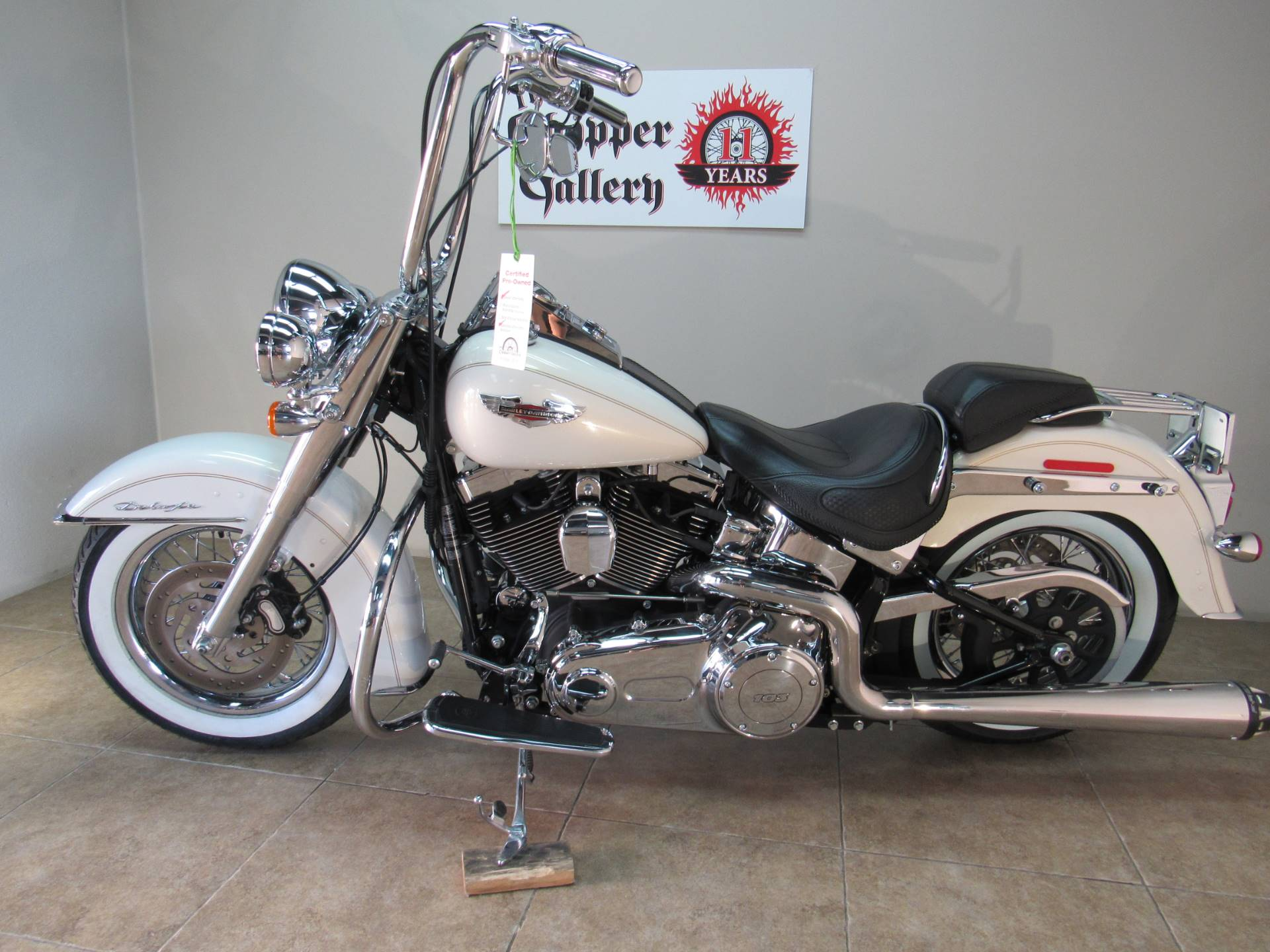 2014 Harley-Davidson Softail® Deluxe in Temecula, California - Photo 16