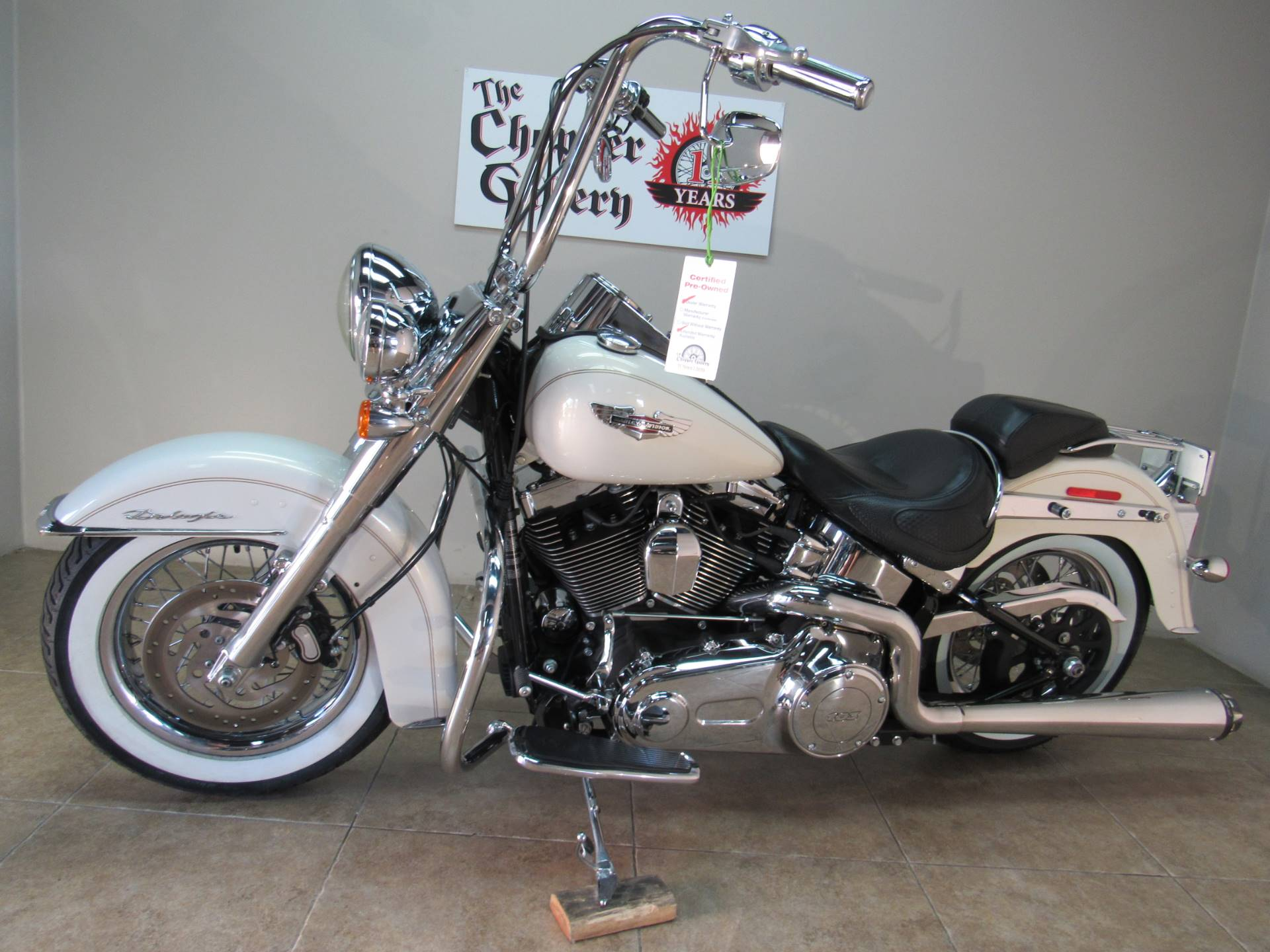 2014 Harley-Davidson Softail® Deluxe in Temecula, California - Photo 17
