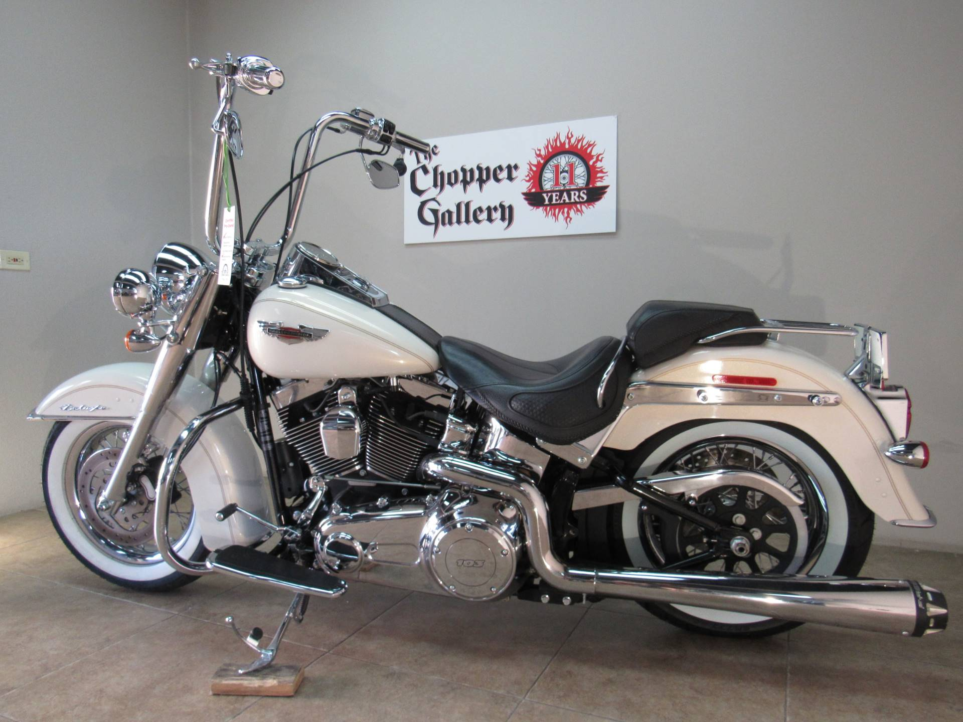 2014 Harley-Davidson Softail® Deluxe in Temecula, California - Photo 2