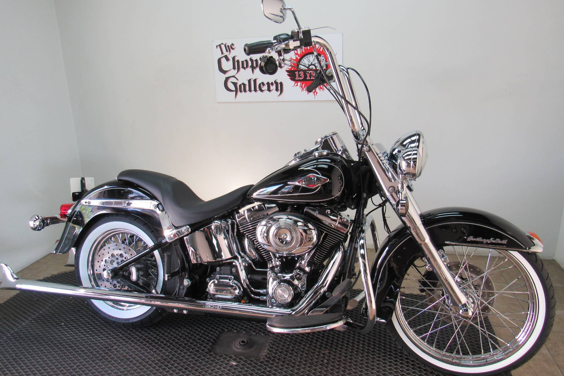 2011 Harley-Davidson Heritage Softail® Classic in Temecula, California - Photo 3