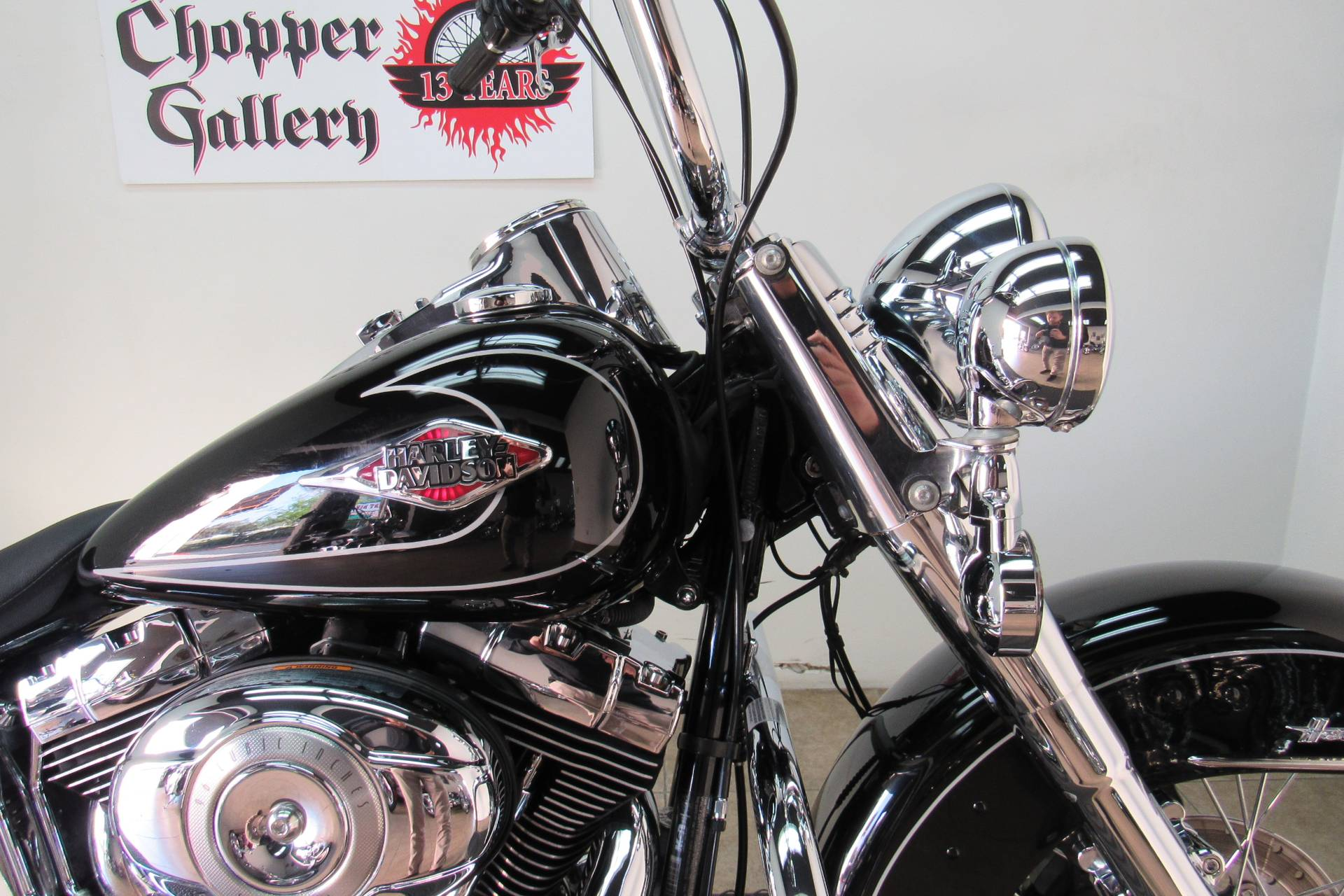 2011 Harley-Davidson Heritage Softail® Classic in Temecula, California - Photo 9