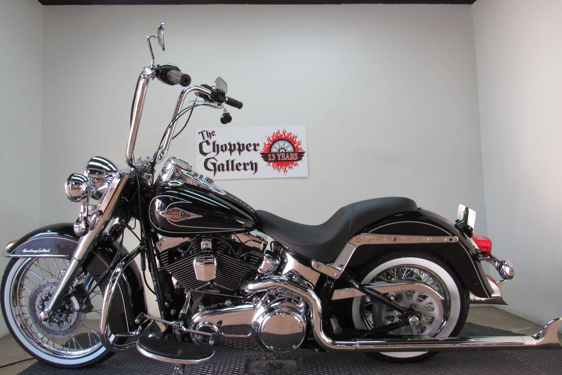 2011 Harley-Davidson Heritage Softail® Classic in Temecula, California - Photo 2