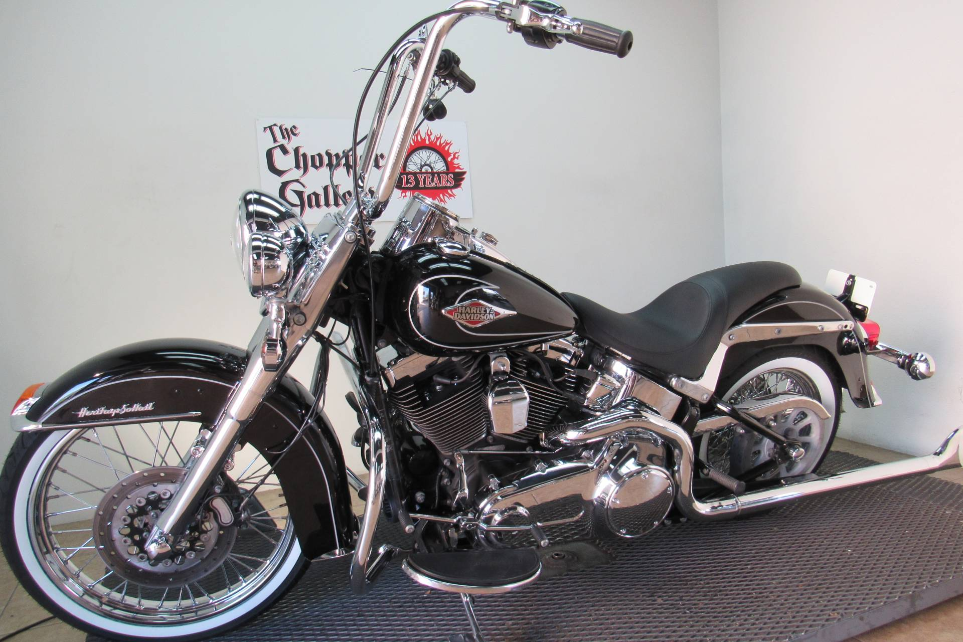 2011 Harley-Davidson Heritage Softail® Classic in Temecula, California - Photo 4