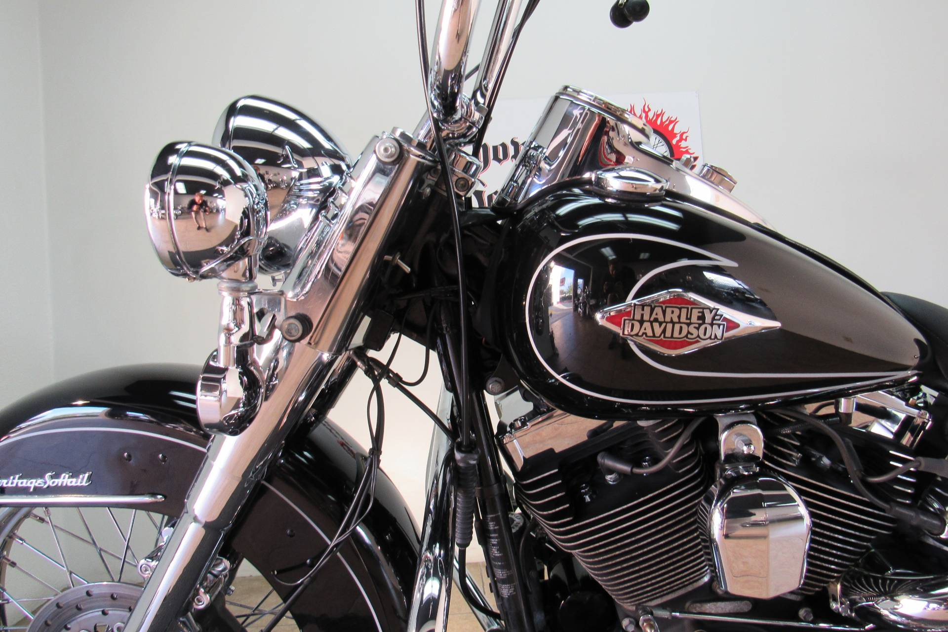 2011 Harley-Davidson Heritage Softail® Classic in Temecula, California - Photo 10