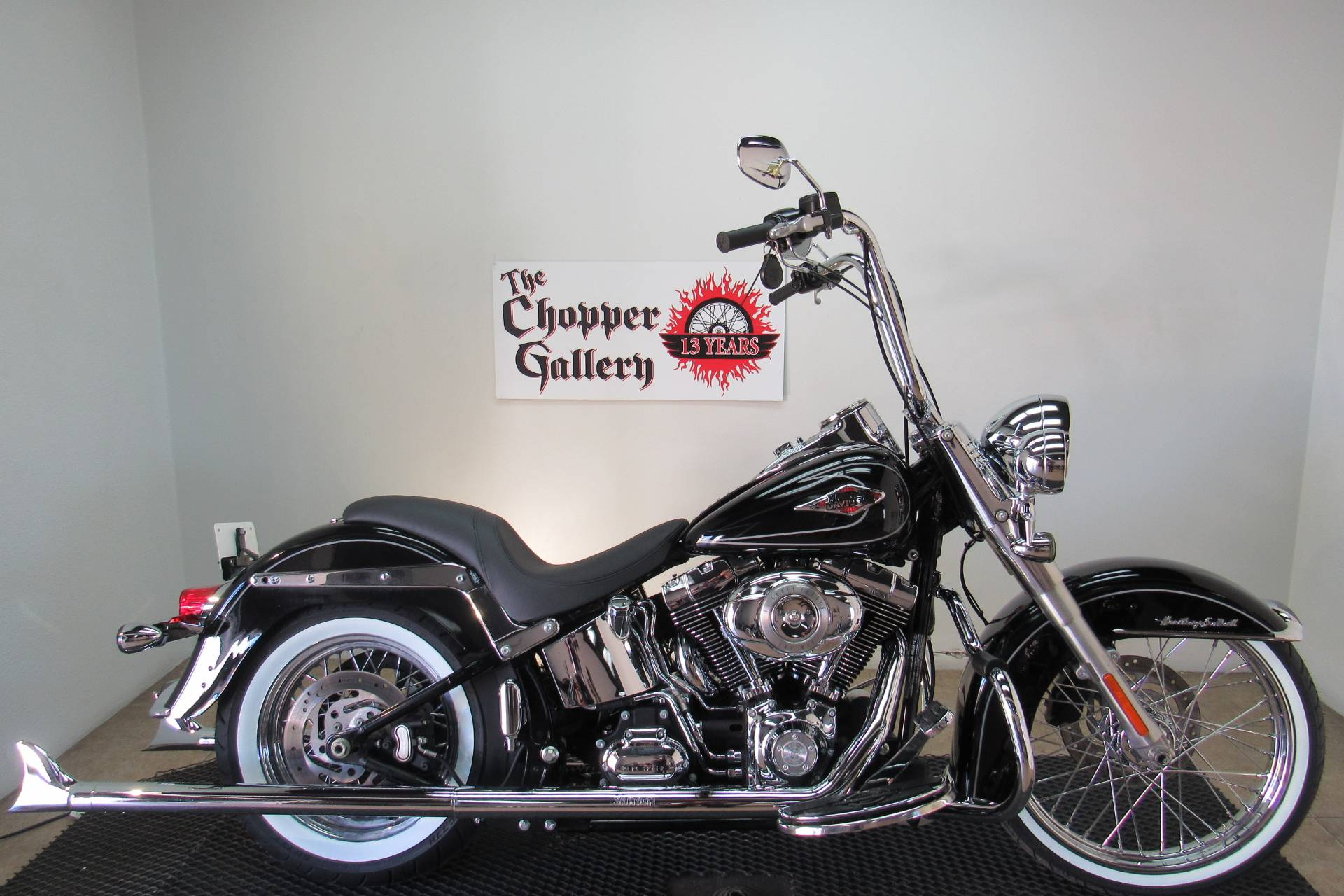 2011 Harley-Davidson Heritage Softail® Classic in Temecula, California - Photo 1