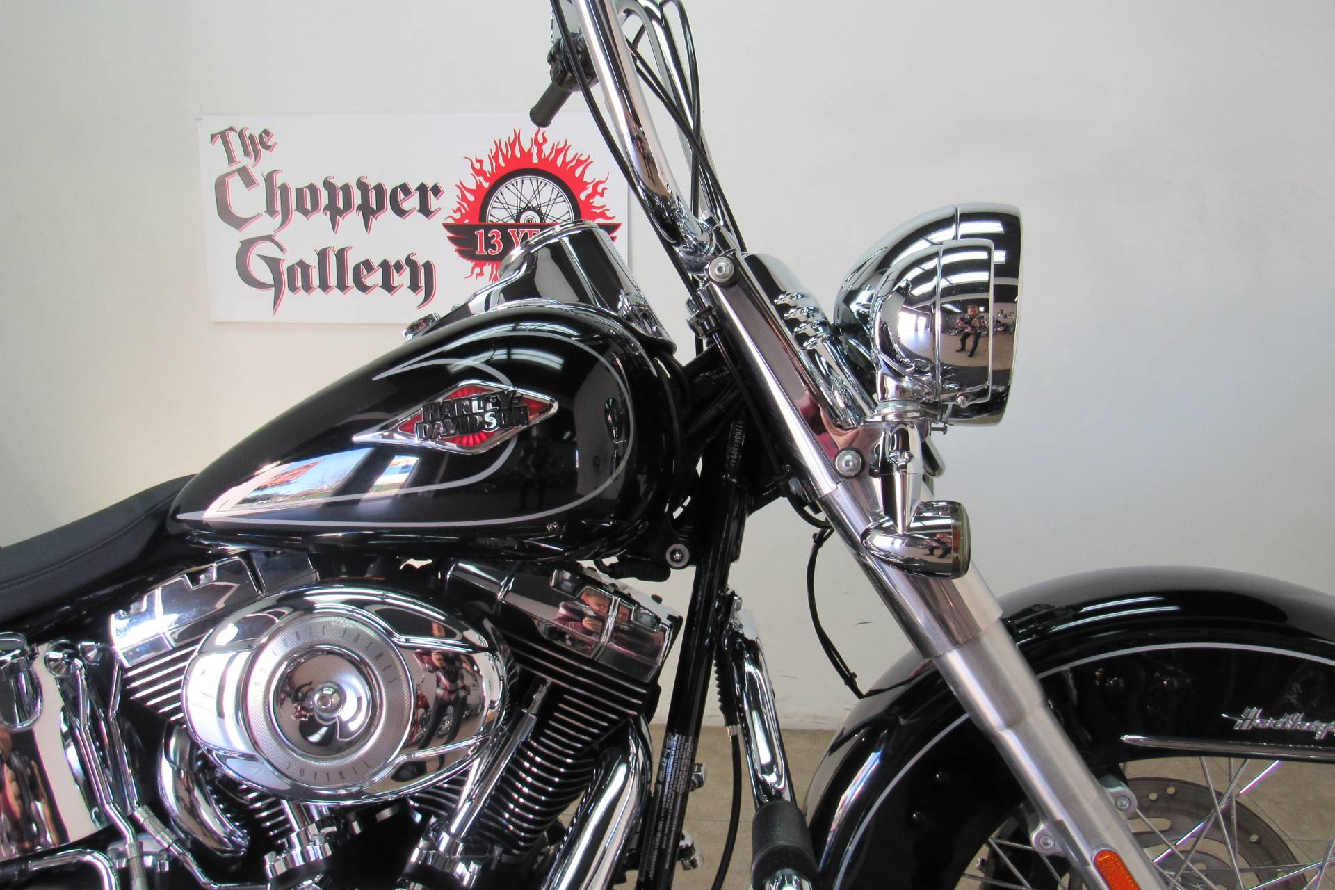 2011 Harley-Davidson Heritage Softail® Classic in Temecula, California - Photo 12
