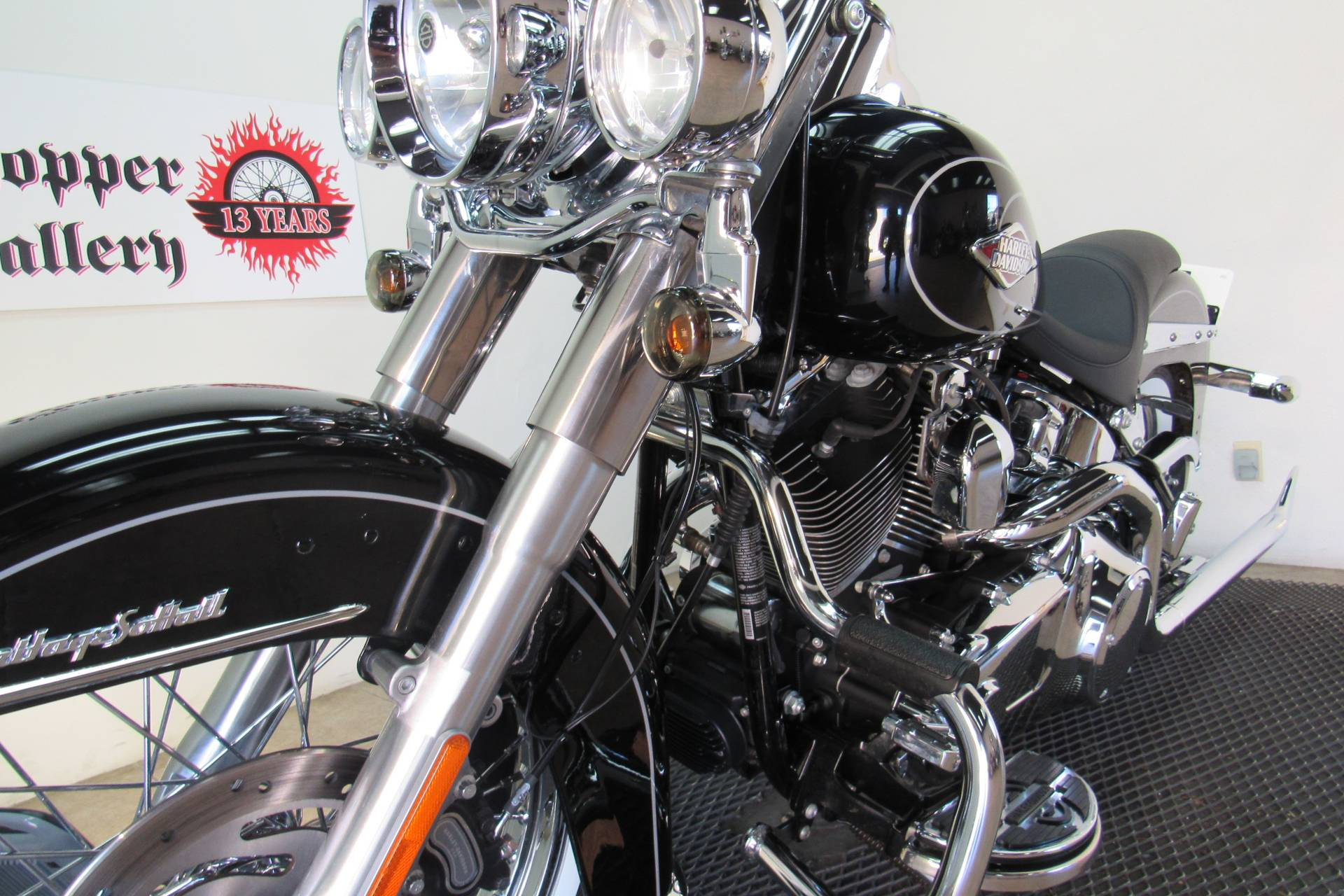 2011 Harley-Davidson Heritage Softail® Classic in Temecula, California - Photo 34