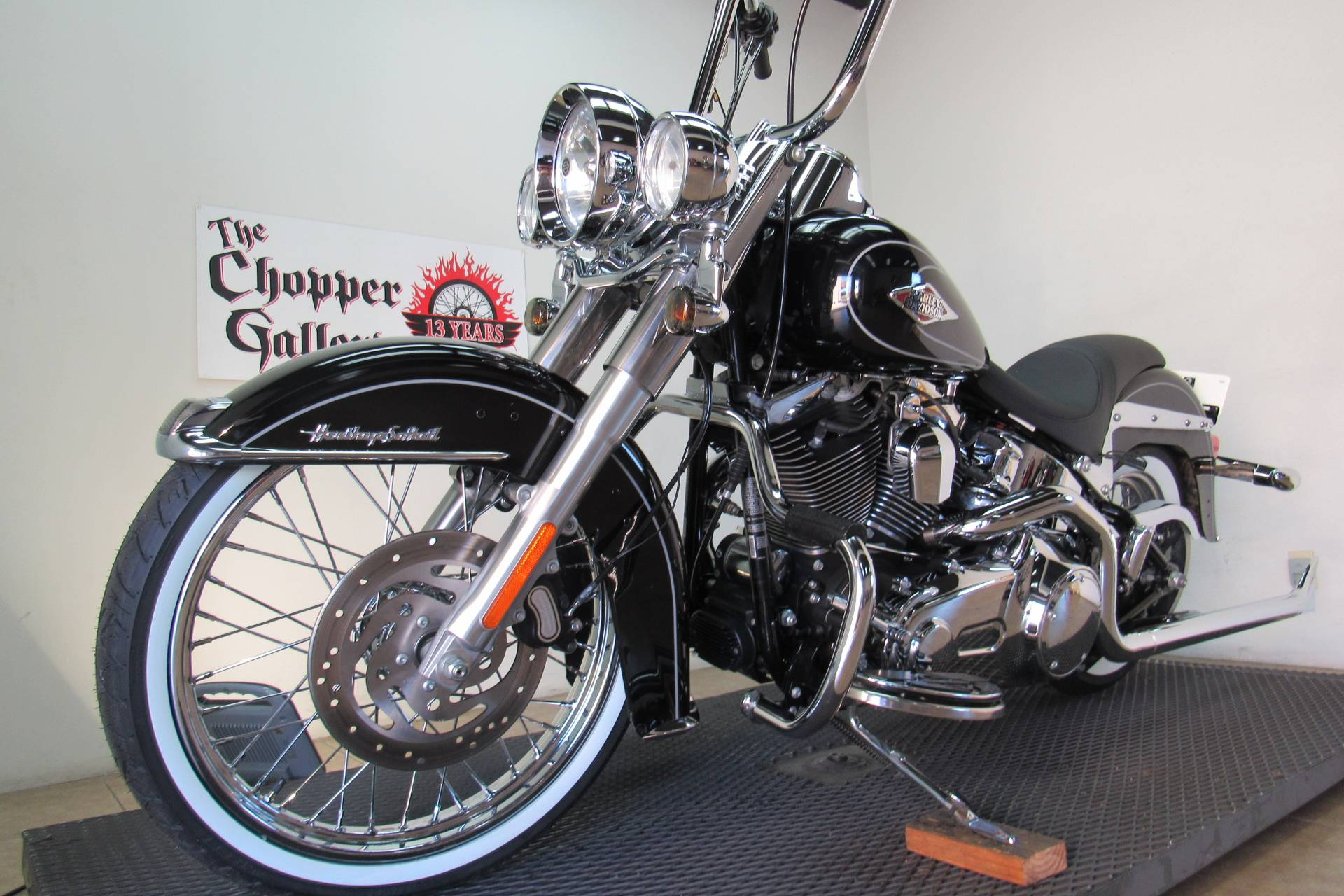 2011 Harley-Davidson Heritage Softail® Classic in Temecula, California - Photo 35