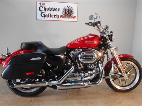 2014 Harley-Davidson SuperLow® 1200T in Temecula, California