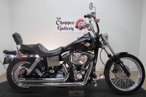 2005 Harley-Davidson FXDWG/FXDWGI Dyna Wide Glide® in Temecula, California - Photo 1