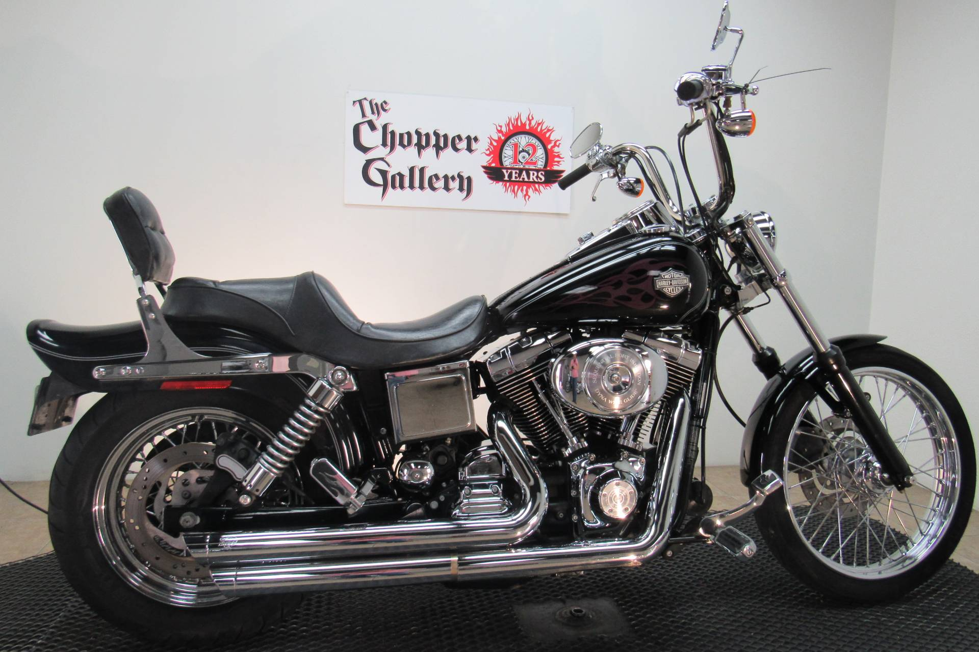 2005 Harley-Davidson FXDWG/FXDWGI Dyna Wide Glide® in Temecula, California - Photo 10