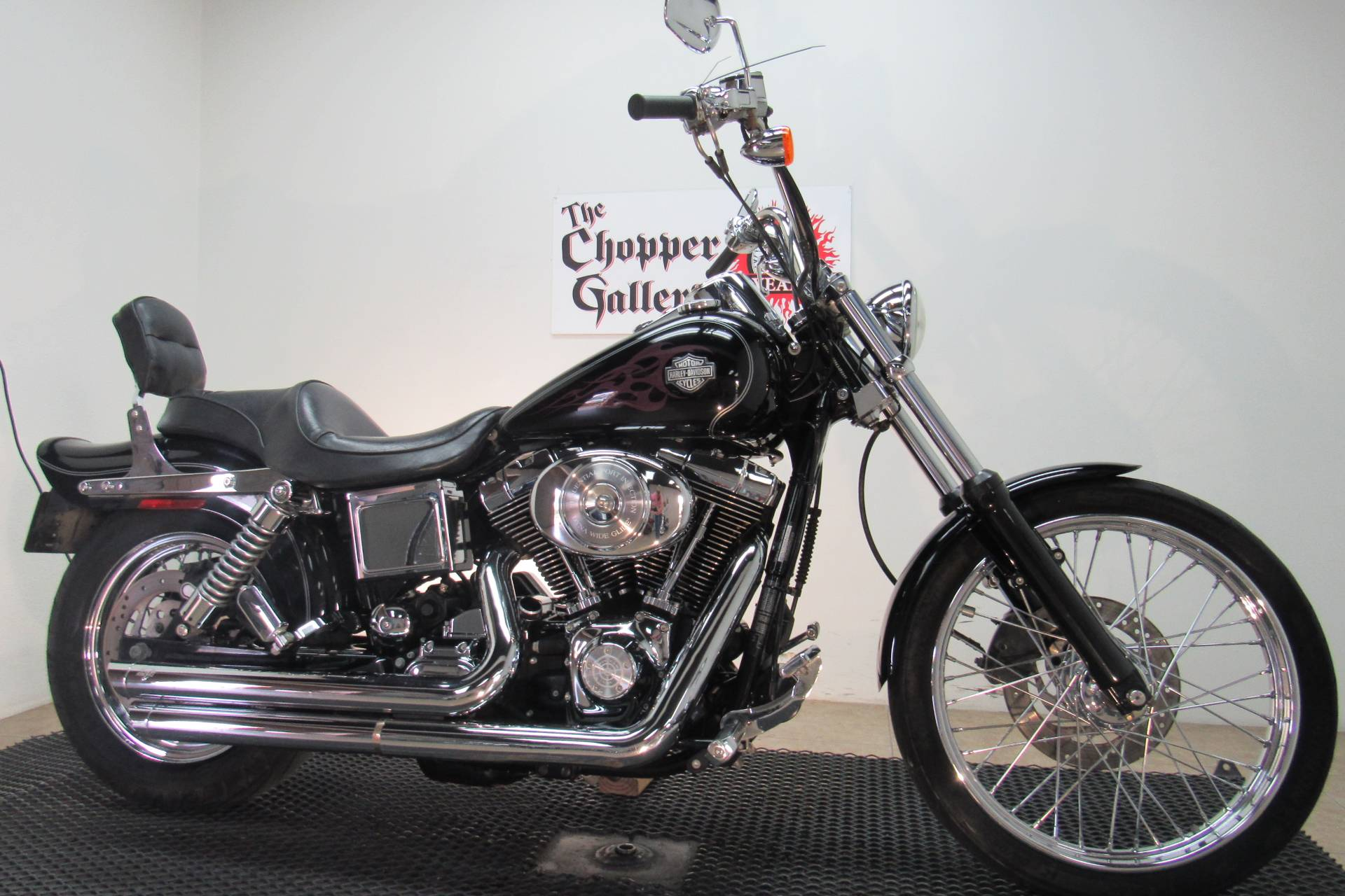 2005 Harley-Davidson FXDWG/FXDWGI Dyna Wide Glide® in Temecula, California - Photo 3