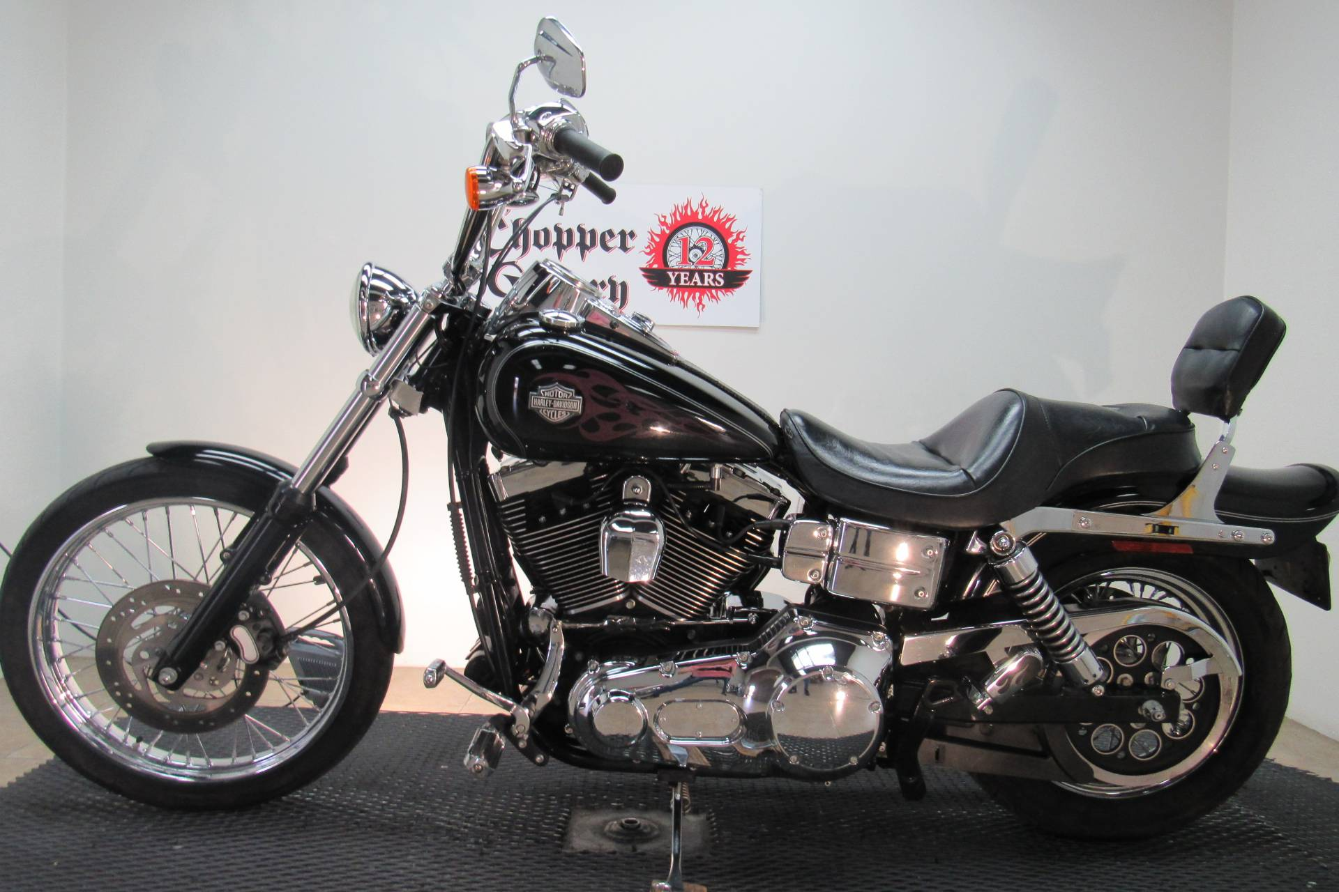 2005 Harley-Davidson FXDWG/FXDWGI Dyna Wide Glide® in Temecula, California - Photo 2