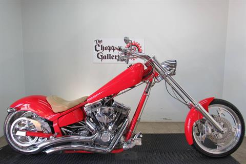 2007 American Ironhorse Texas Chopper® in Temecula, California - Photo 1