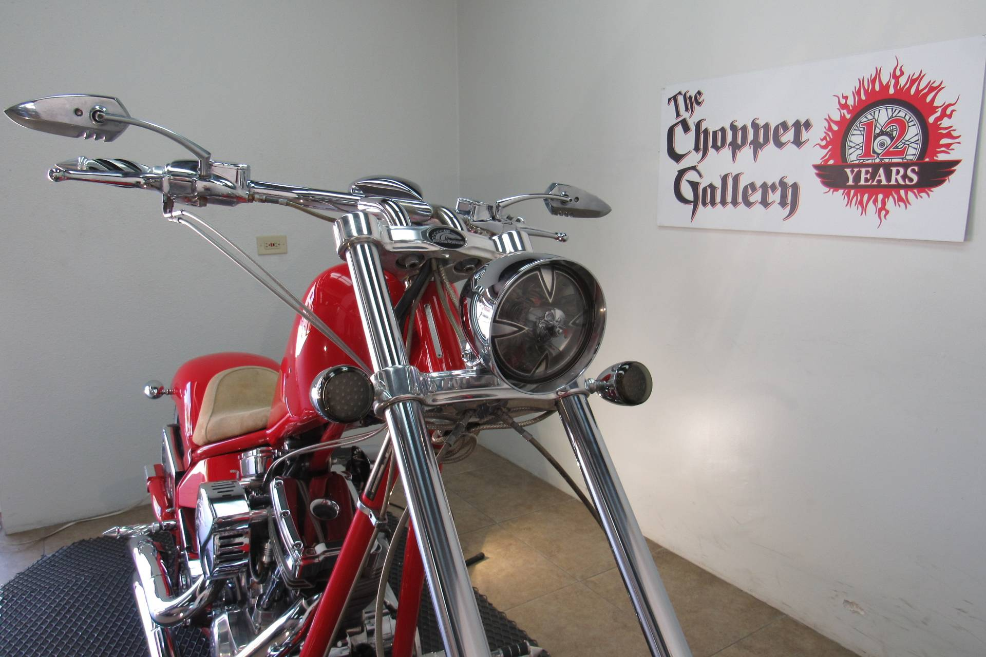 2007 American Ironhorse Texas Chopper® in Temecula, California - Photo 5