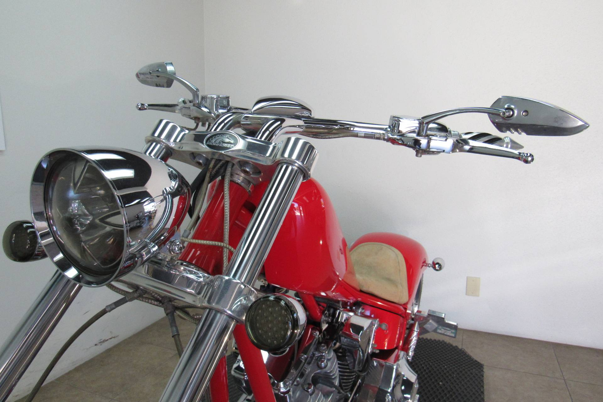 2007 American Ironhorse Texas Chopper® in Temecula, California - Photo 16