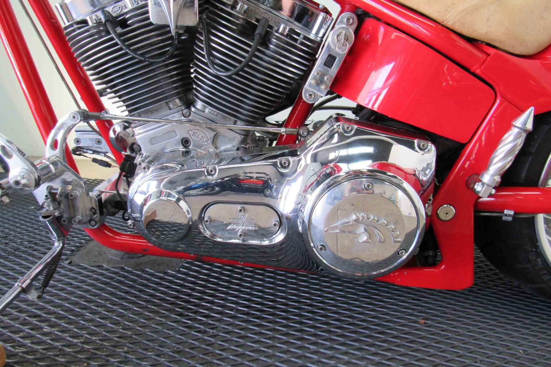 2007 American Ironhorse Texas Chopper® in Temecula, California - Photo 18