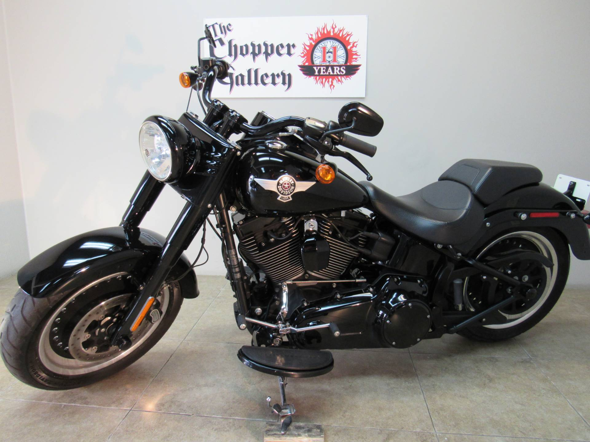 2017 Harley-Davidson Fat Boy® S in Temecula, California