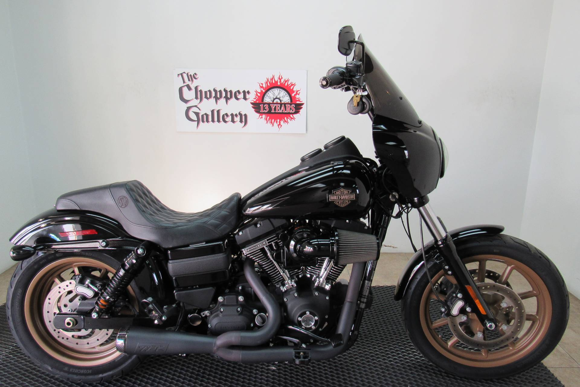 2016 Harley-Davidson Low Rider® S in Temecula, California - Photo 1