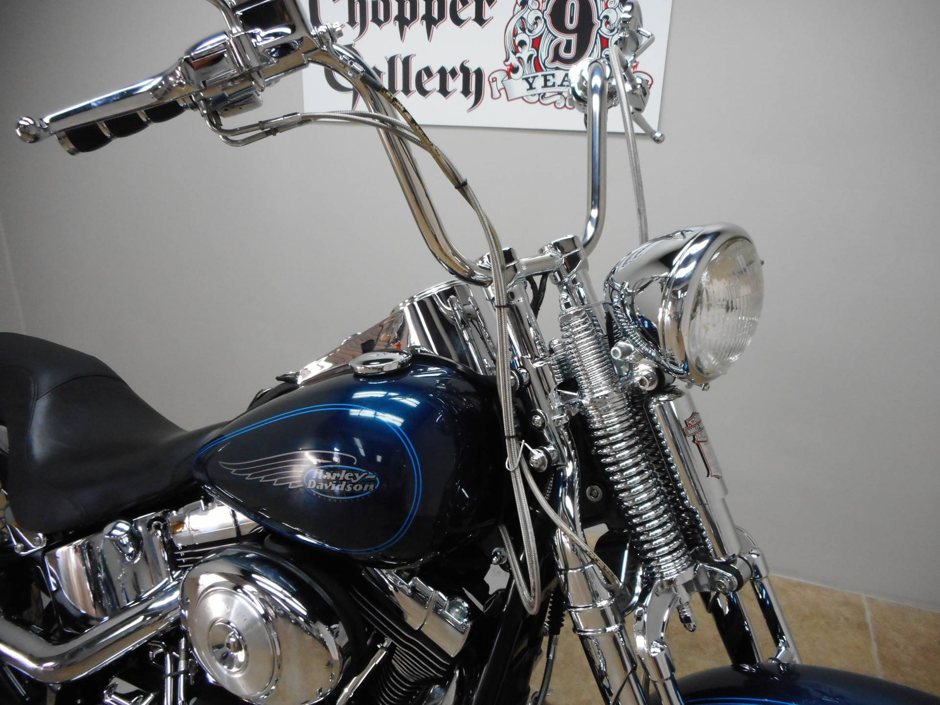 2001 Harley-Davidson FXSTS/FXSTSI Springer® Softail® in Temecula, California