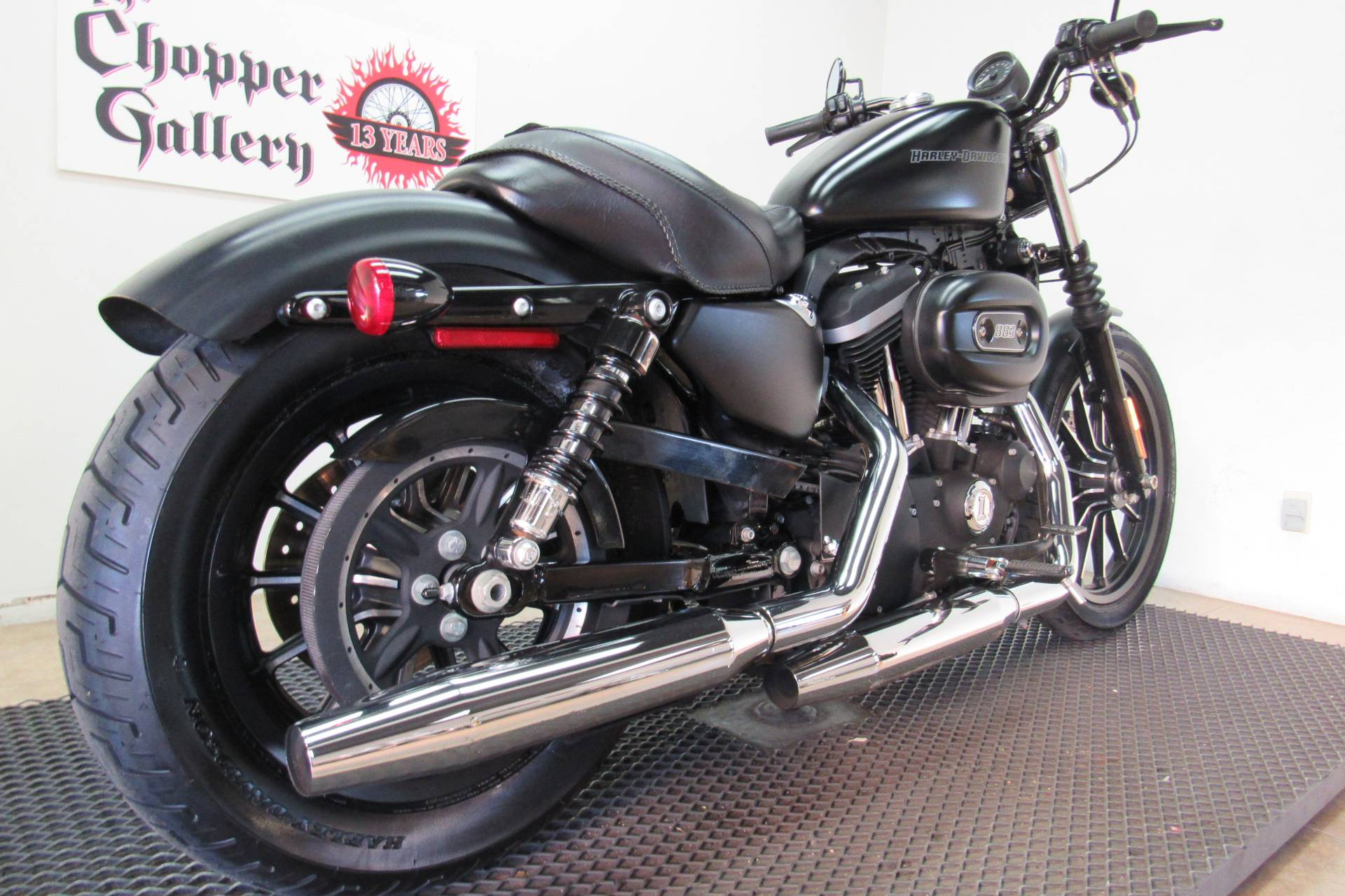 2011 Harley-Davidson Sportster® Iron 883™ in Temecula, California - Photo 22