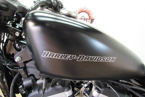 2011 Harley-Davidson Sportster® Iron 883™ in Temecula, California - Photo 8