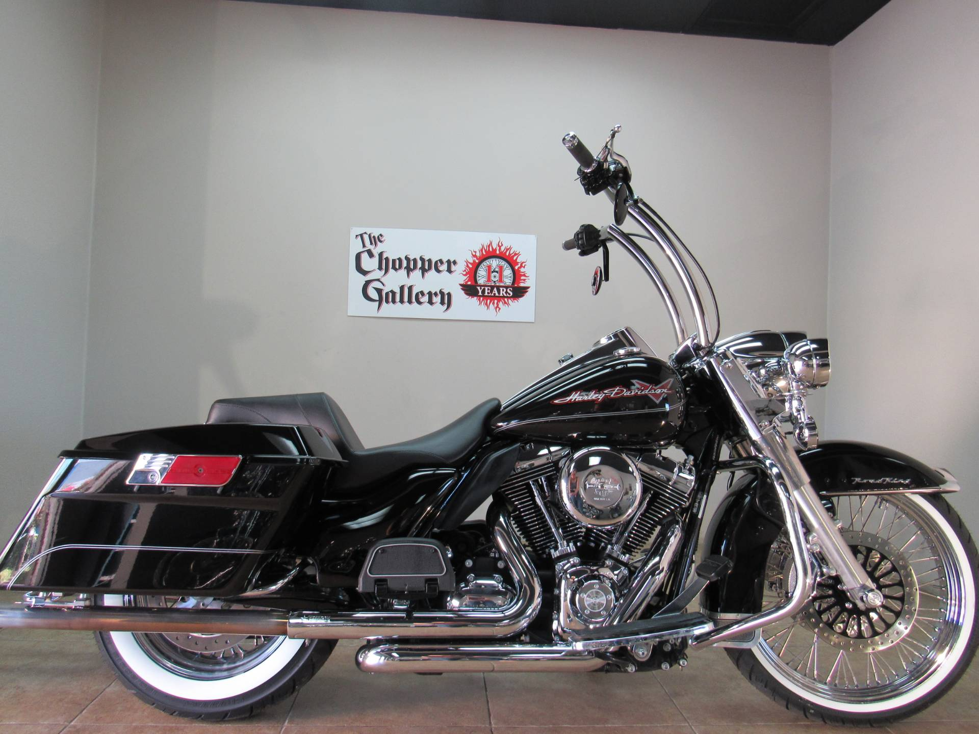 2009 Harley-Davidson Road King® in Temecula, California - Photo 4