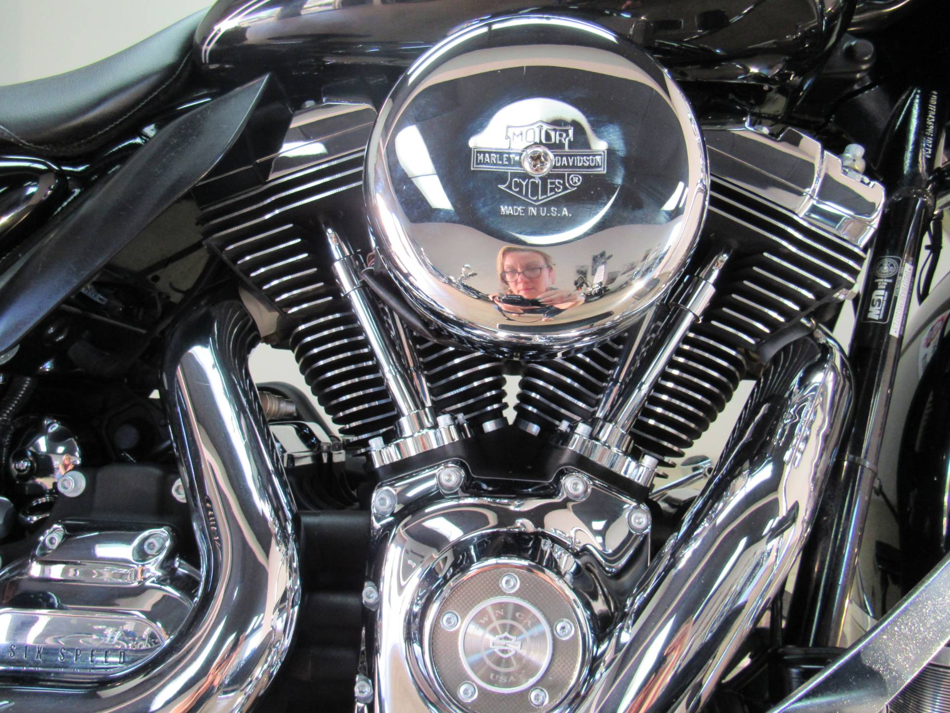 2009 Harley-Davidson Road King® in Temecula, California - Photo 14