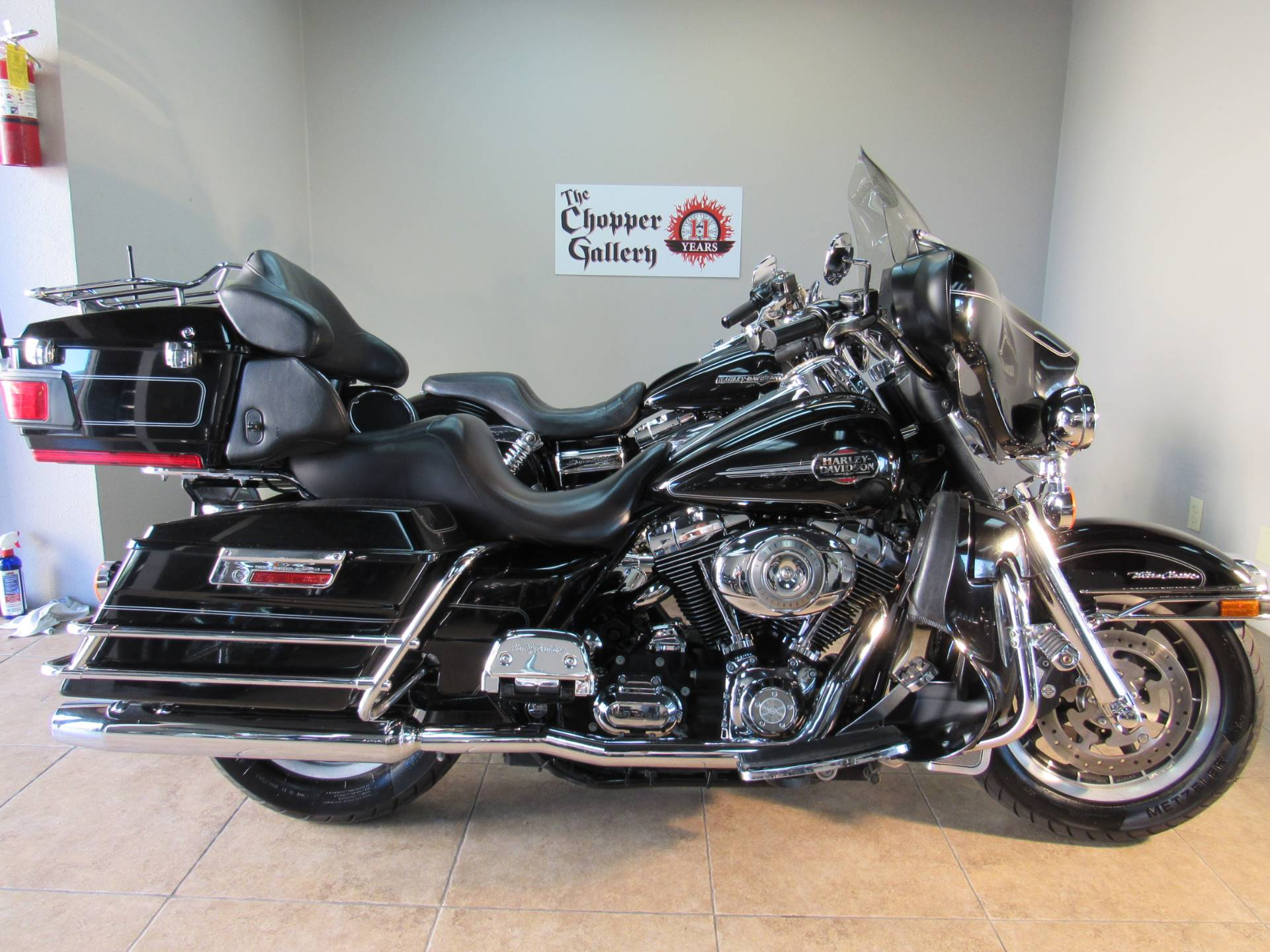 2008 Harley Davidson Ultra Clic Electra Glide In Temecula California Photo