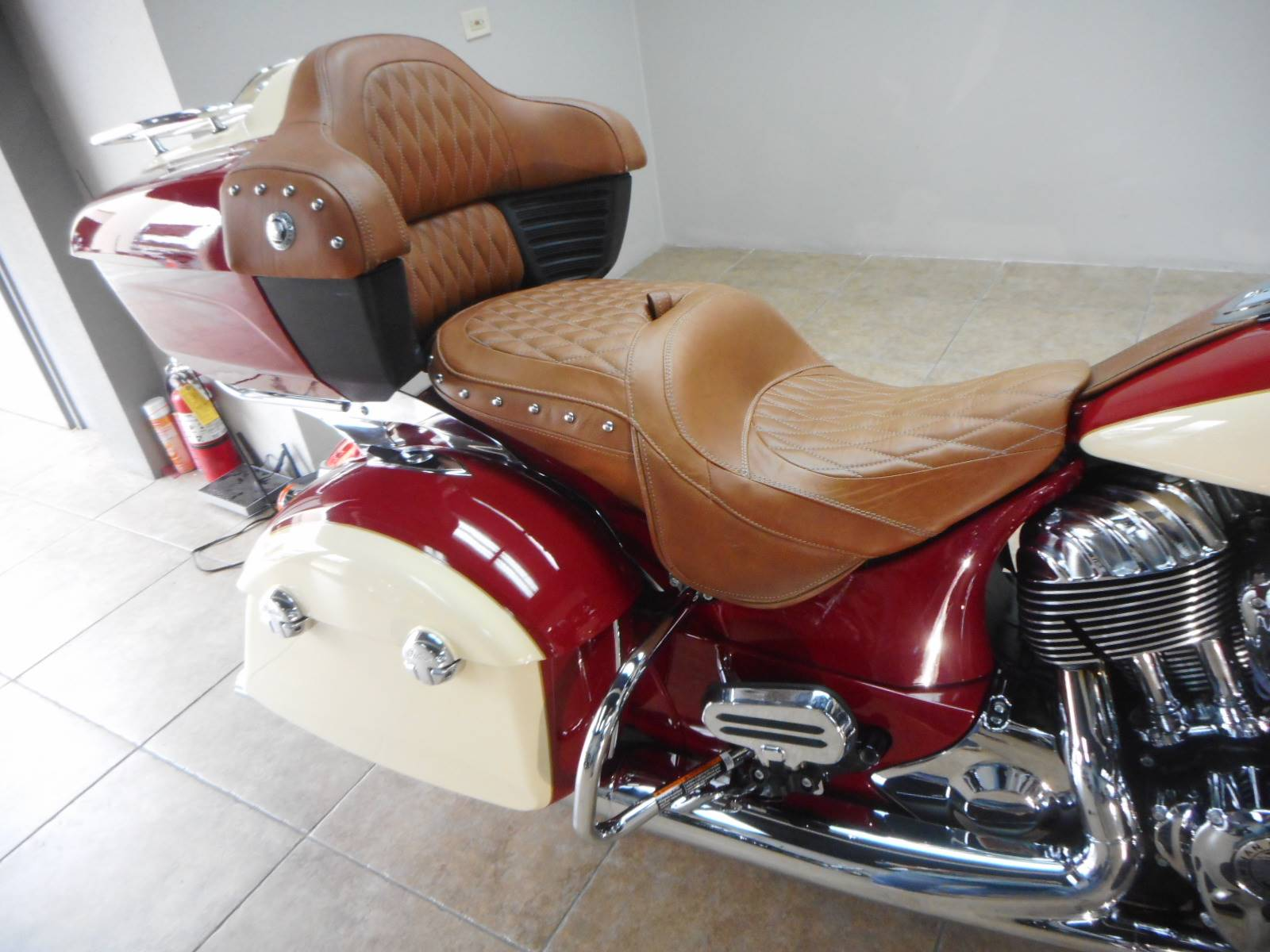 2015 Indian Roadmaster™ in Temecula, California