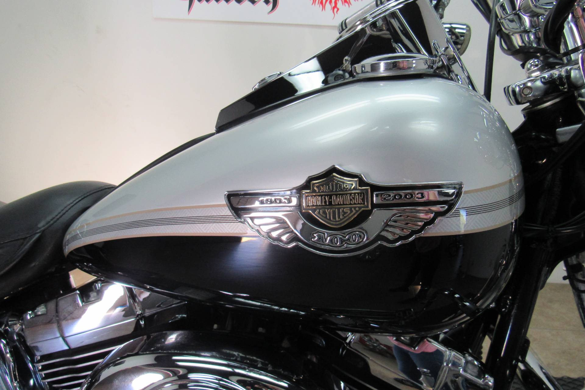 2003 Harley-Davidson Heritage Springer in Temecula, California - Photo 4
