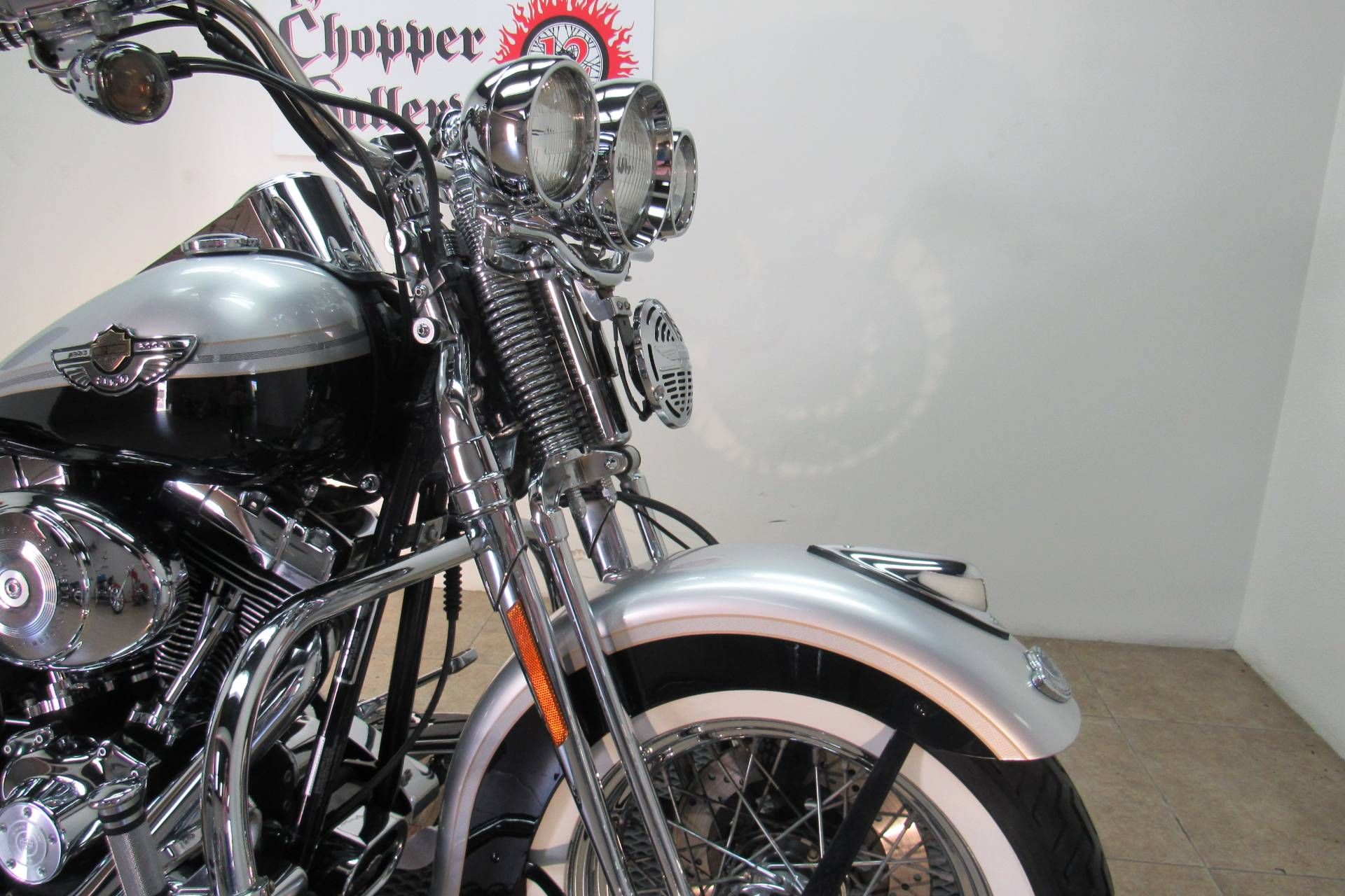 2003 Harley-Davidson Heritage Springer in Temecula, California - Photo 19
