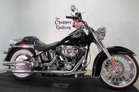 2009 Harley-Davidson Softail Deluxe in Temecula, California - Photo 3