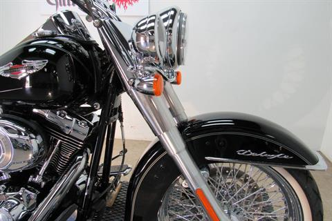2009 Harley-Davidson Softail Deluxe in Temecula, California - Photo 4