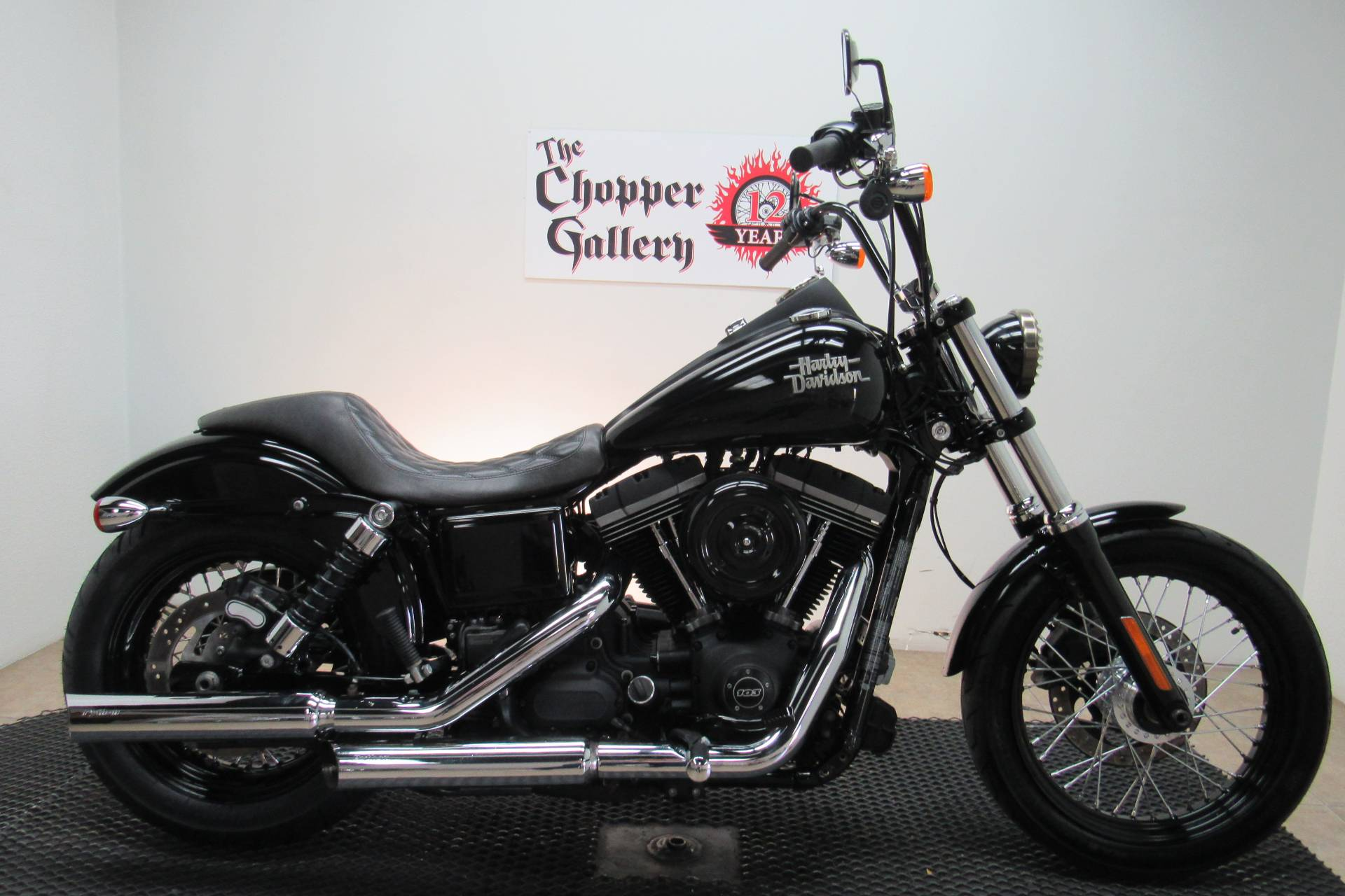 2016 Harley-Davidson Street Bob® in Temecula, California - Photo 1