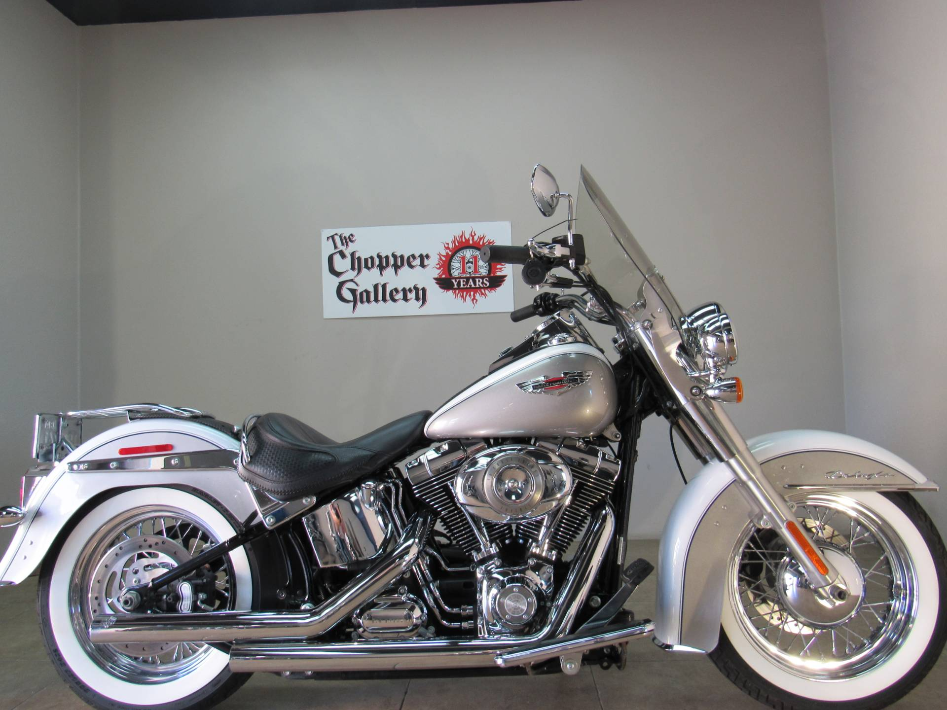 2009 Harley-Davidson Softail® Deluxe in Temecula, California - Photo 1