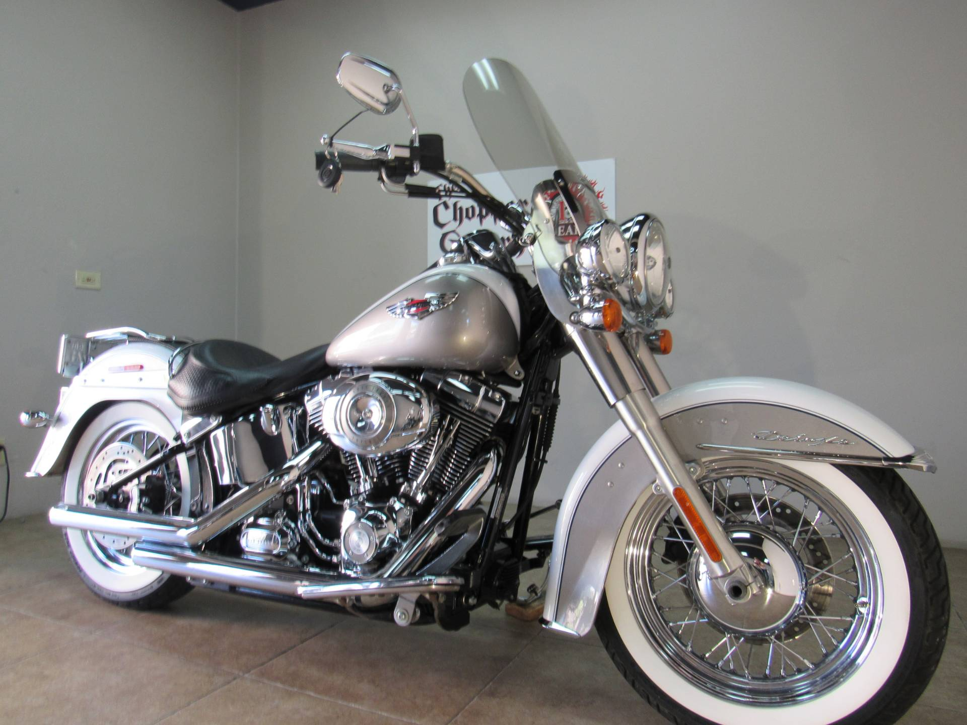2009 Harley-Davidson Softail® Deluxe in Temecula, California - Photo 3
