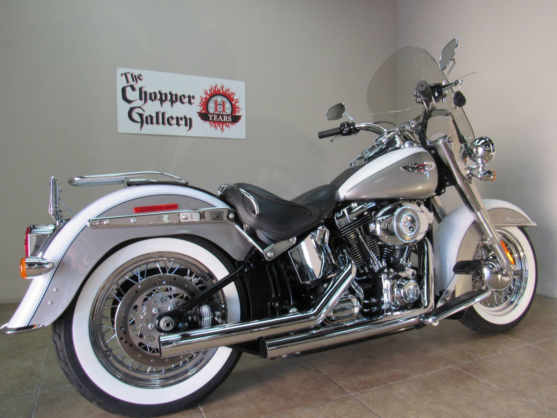2009 Harley-Davidson Softail® Deluxe in Temecula, California - Photo 4