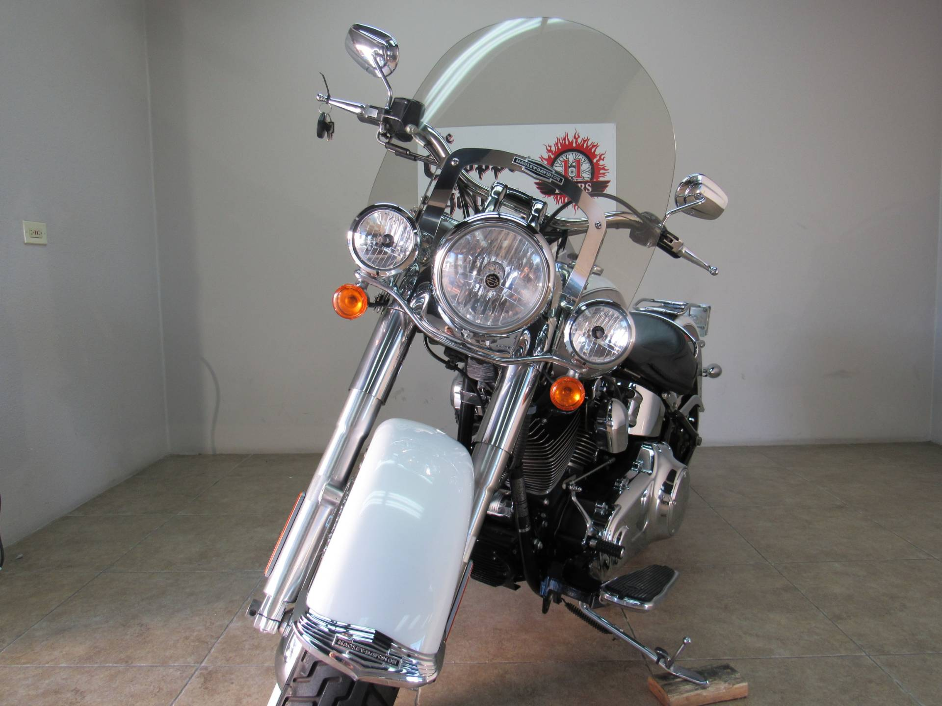 2009 Harley-Davidson Softail® Deluxe in Temecula, California - Photo 8