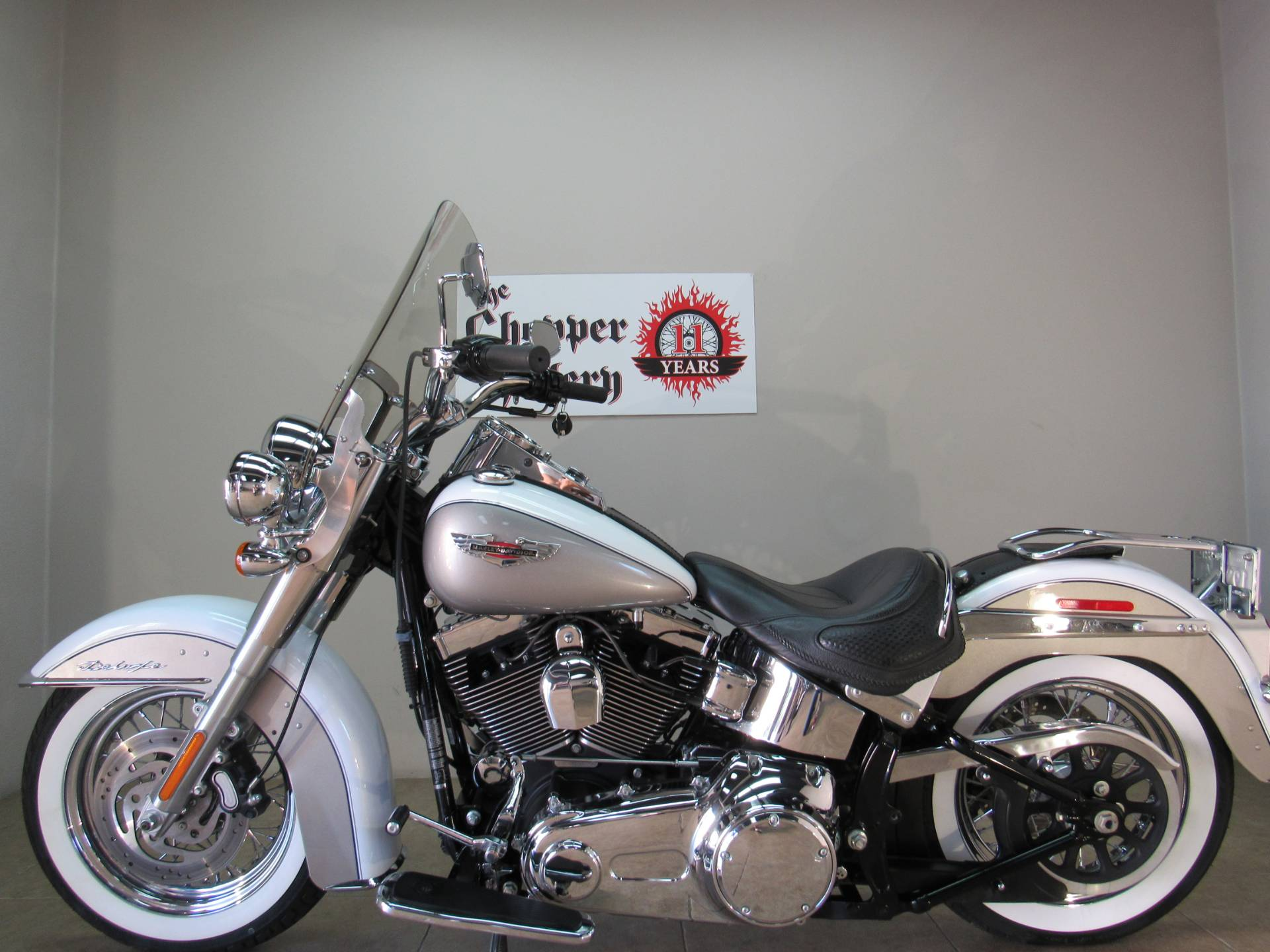 2009 Harley-Davidson Softail® Deluxe in Temecula, California - Photo 2