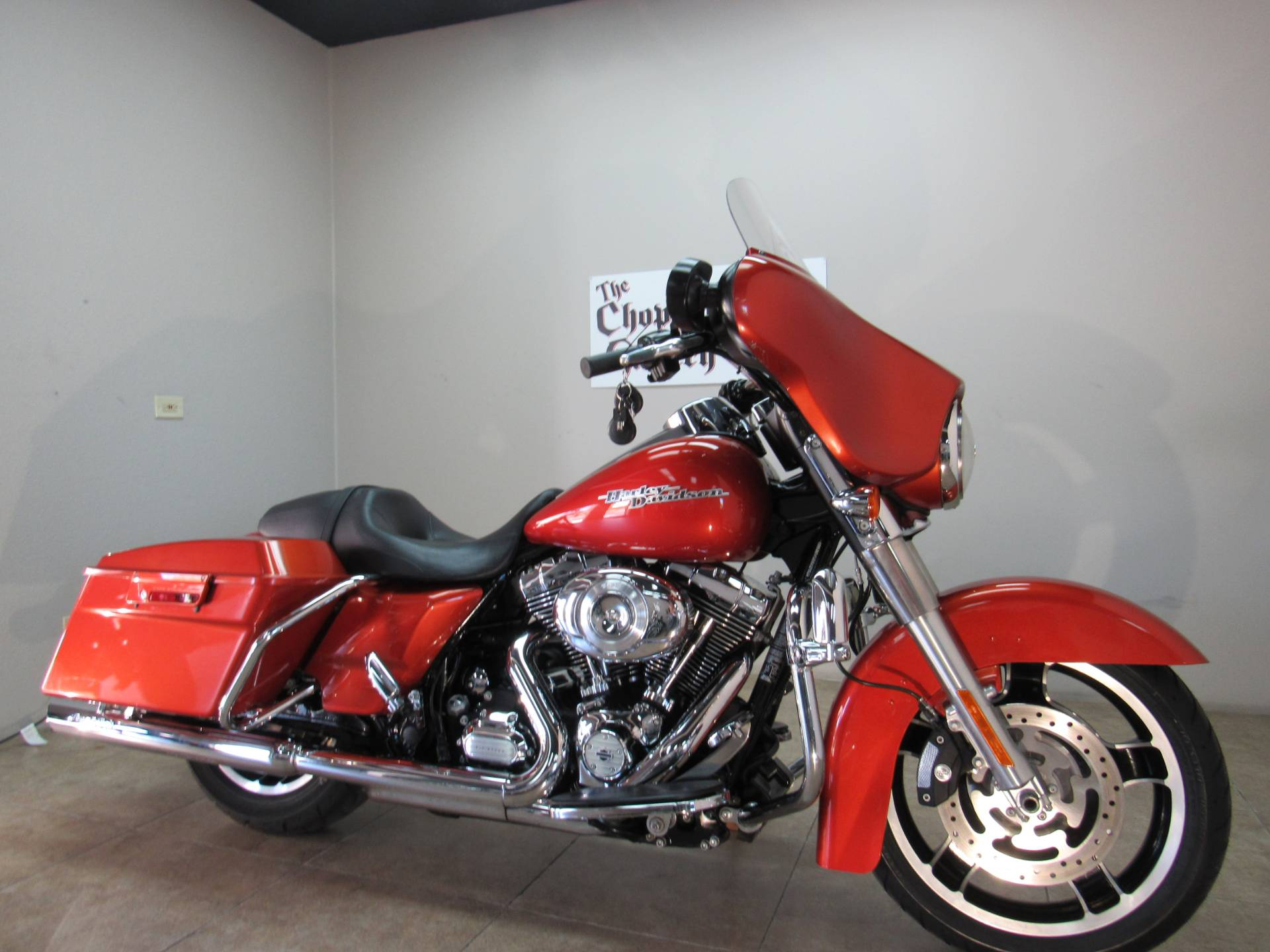 2011 Harley-Davidson Street Glide® in Temecula, California