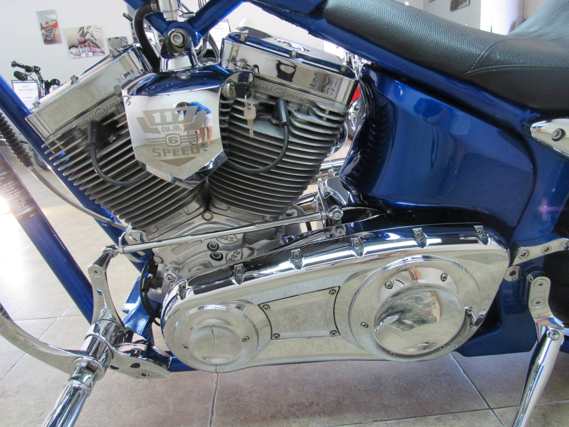 2008 Big Dog Motorcycles K-9 in Temecula, California - Photo 23