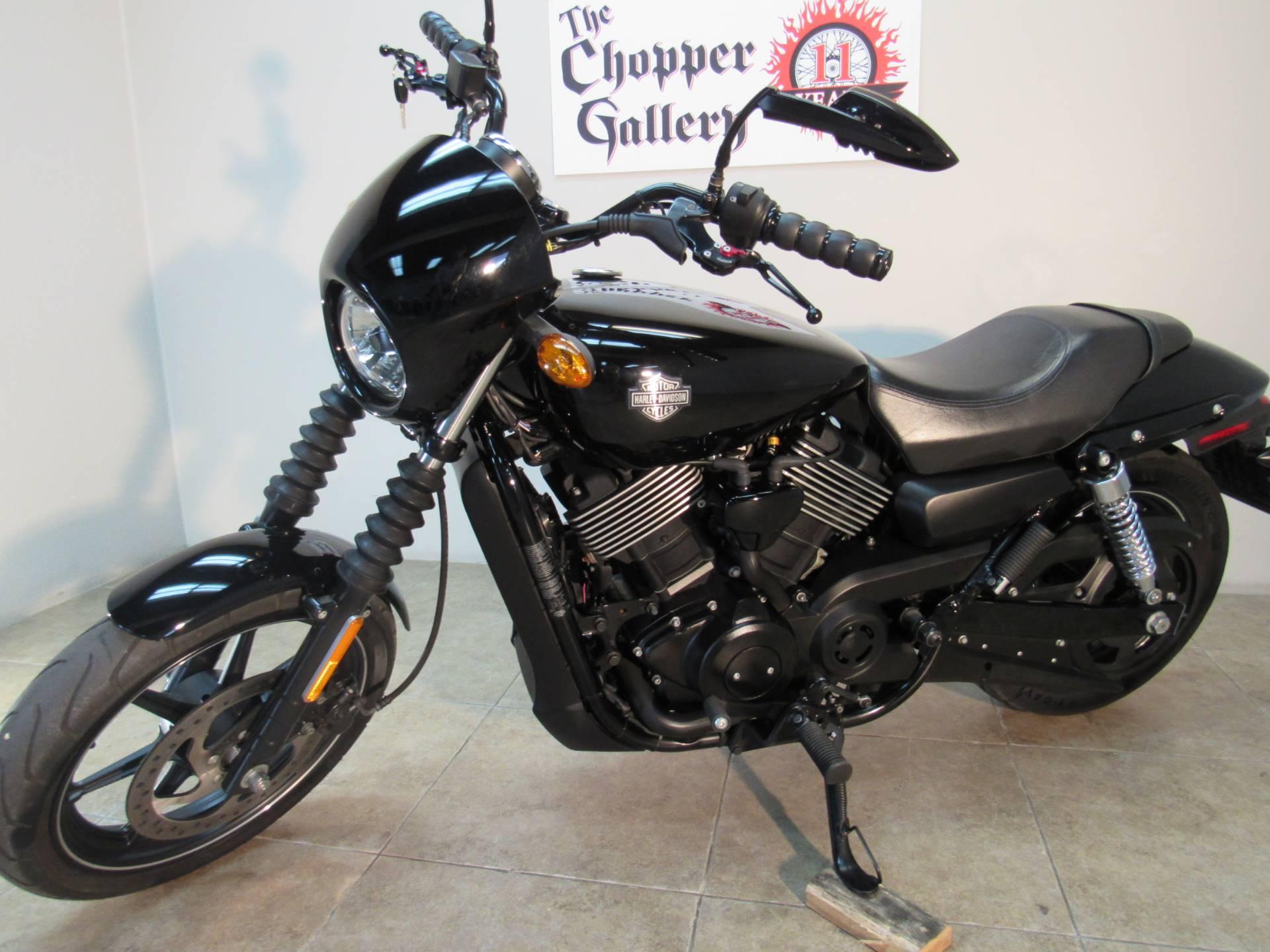 2016 Harley Davidson Street 750 In Temecula California Photo 1