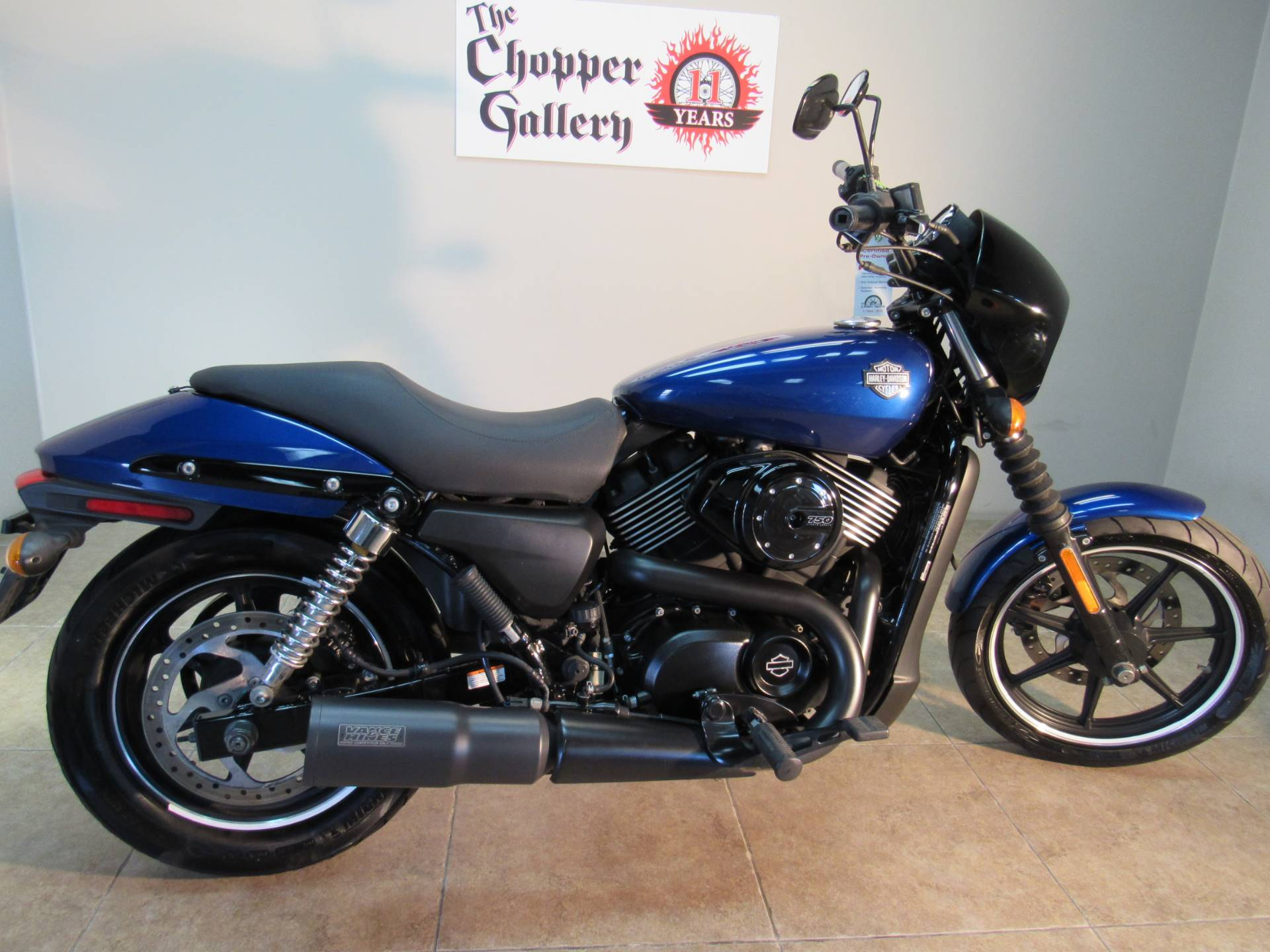 2016 Harley-Davidson Street® 750 in Temecula, California - Photo 15