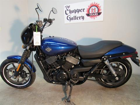 2016 Harley-Davidson Street® 750 in Temecula, California - Photo 1