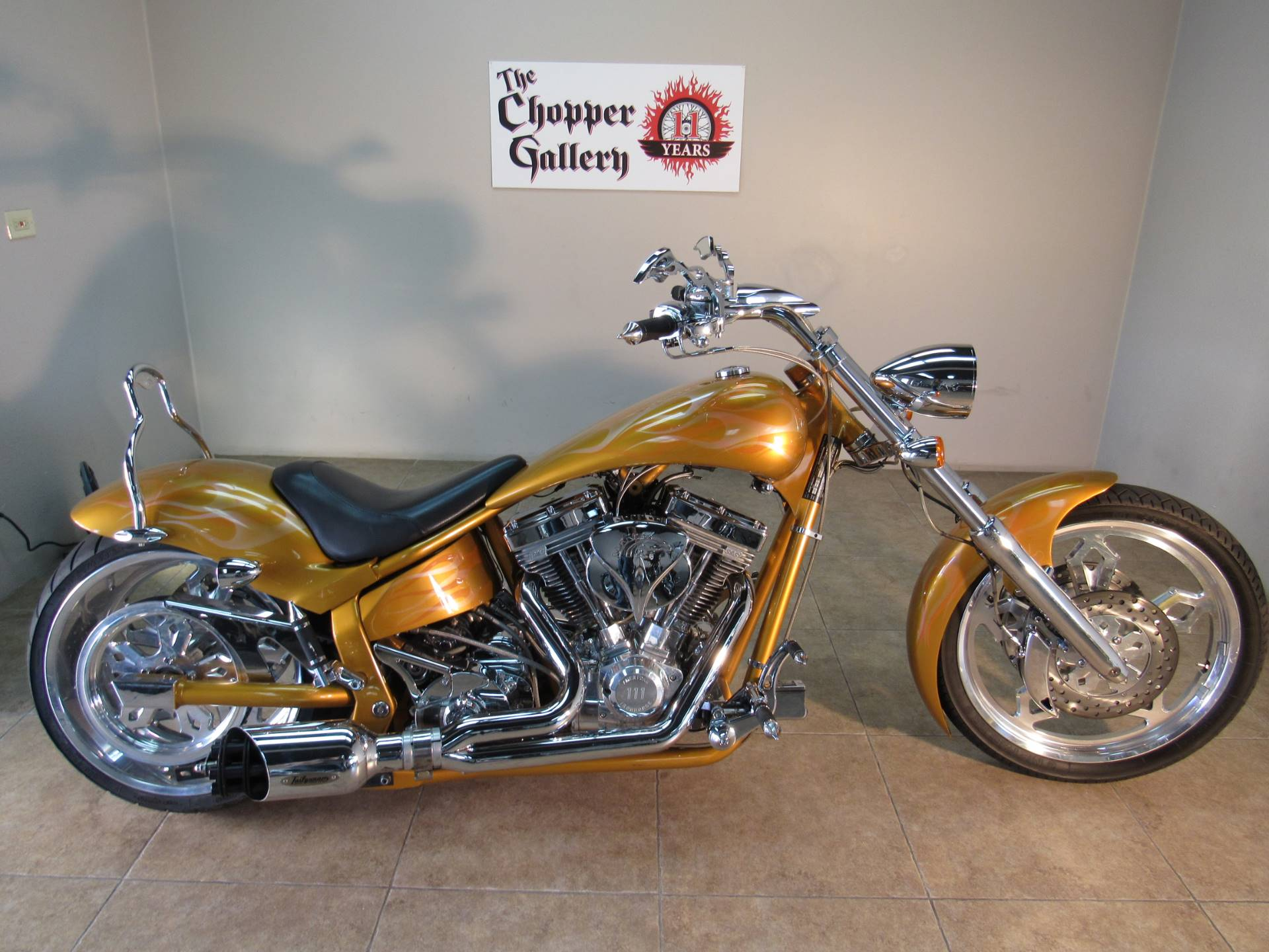 2005 American Ironhorse Slammer in Temecula, California - Photo 14