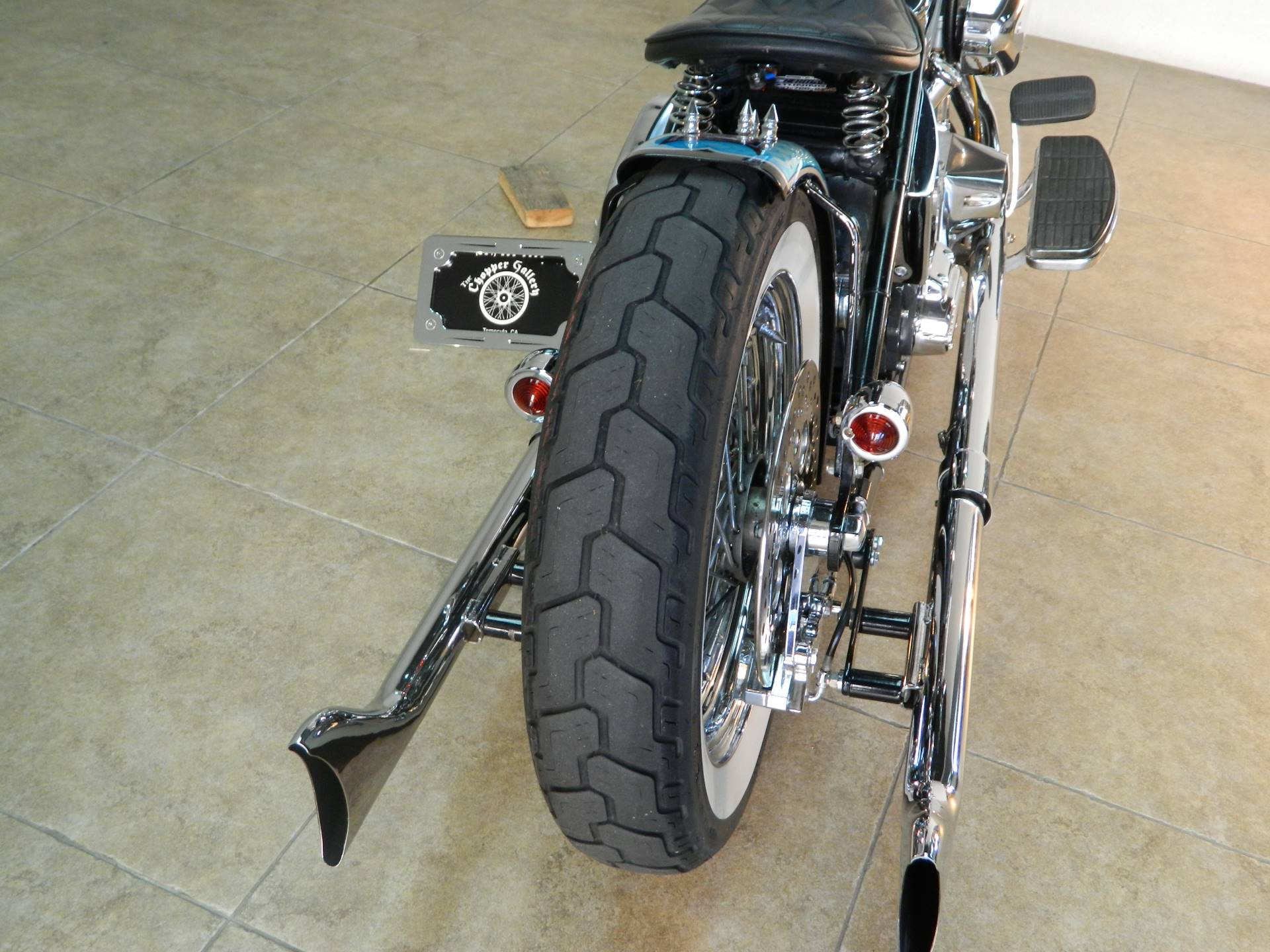 2010 Custom CUSTOM BUILT  SPRINGER BOBBER in Temecula, California