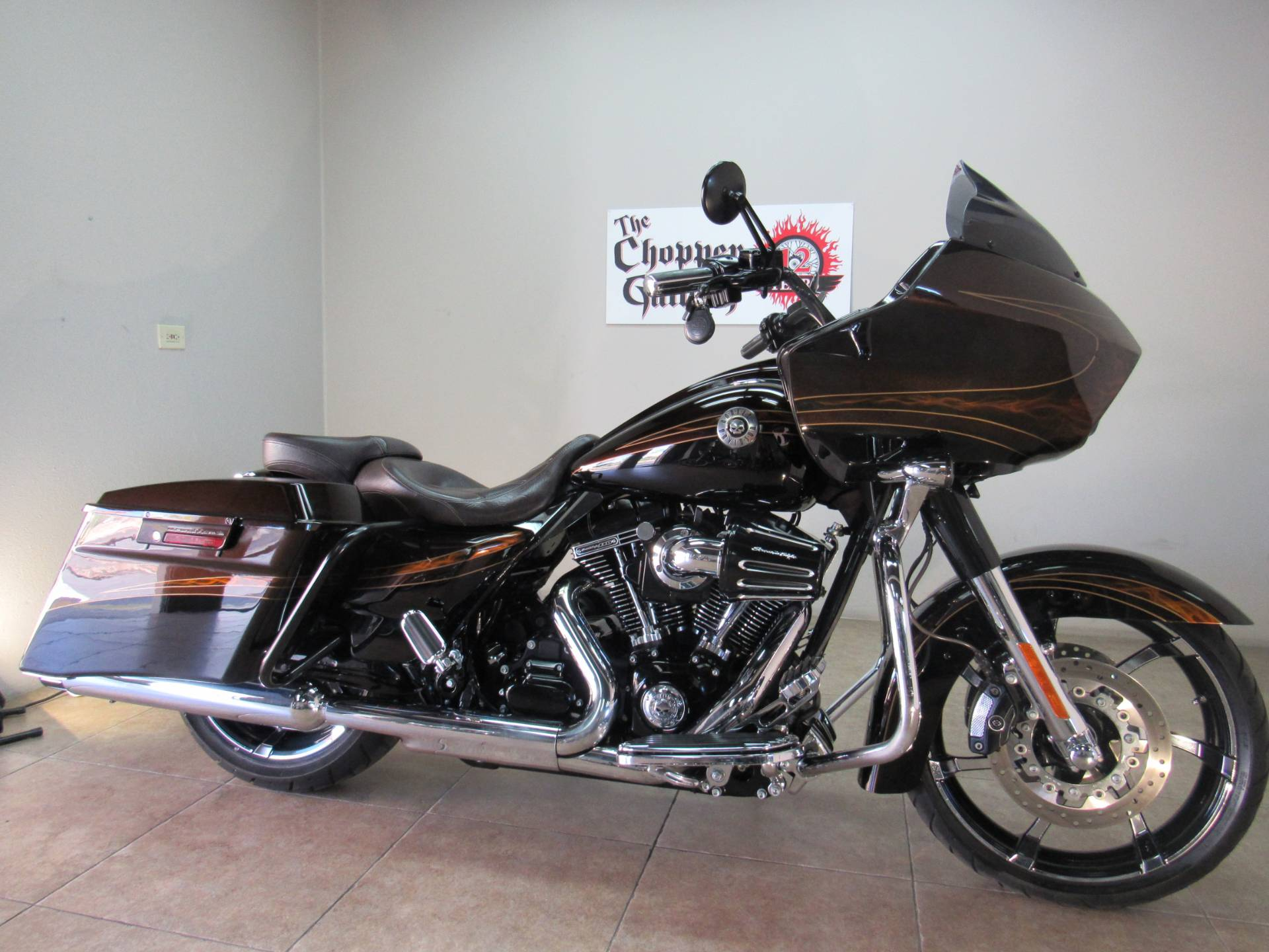 2012 Harley-Davidson CVO™ Road Glide® Custom in Temecula, California - Photo 3